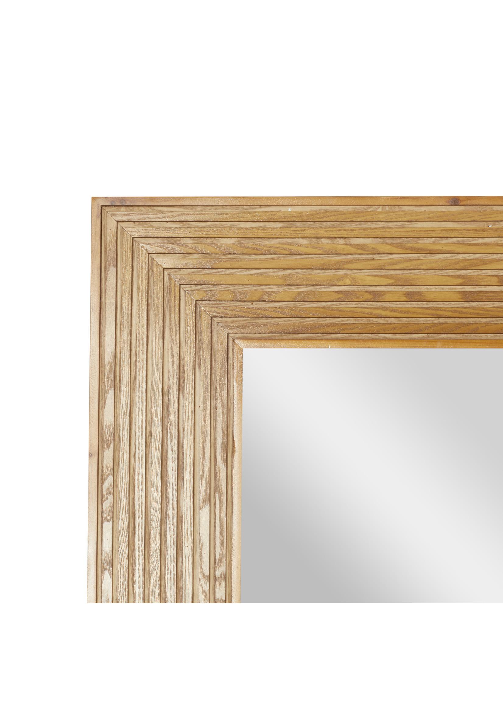 UMA Enterprises UMA Wood Wall Mirror 36X48