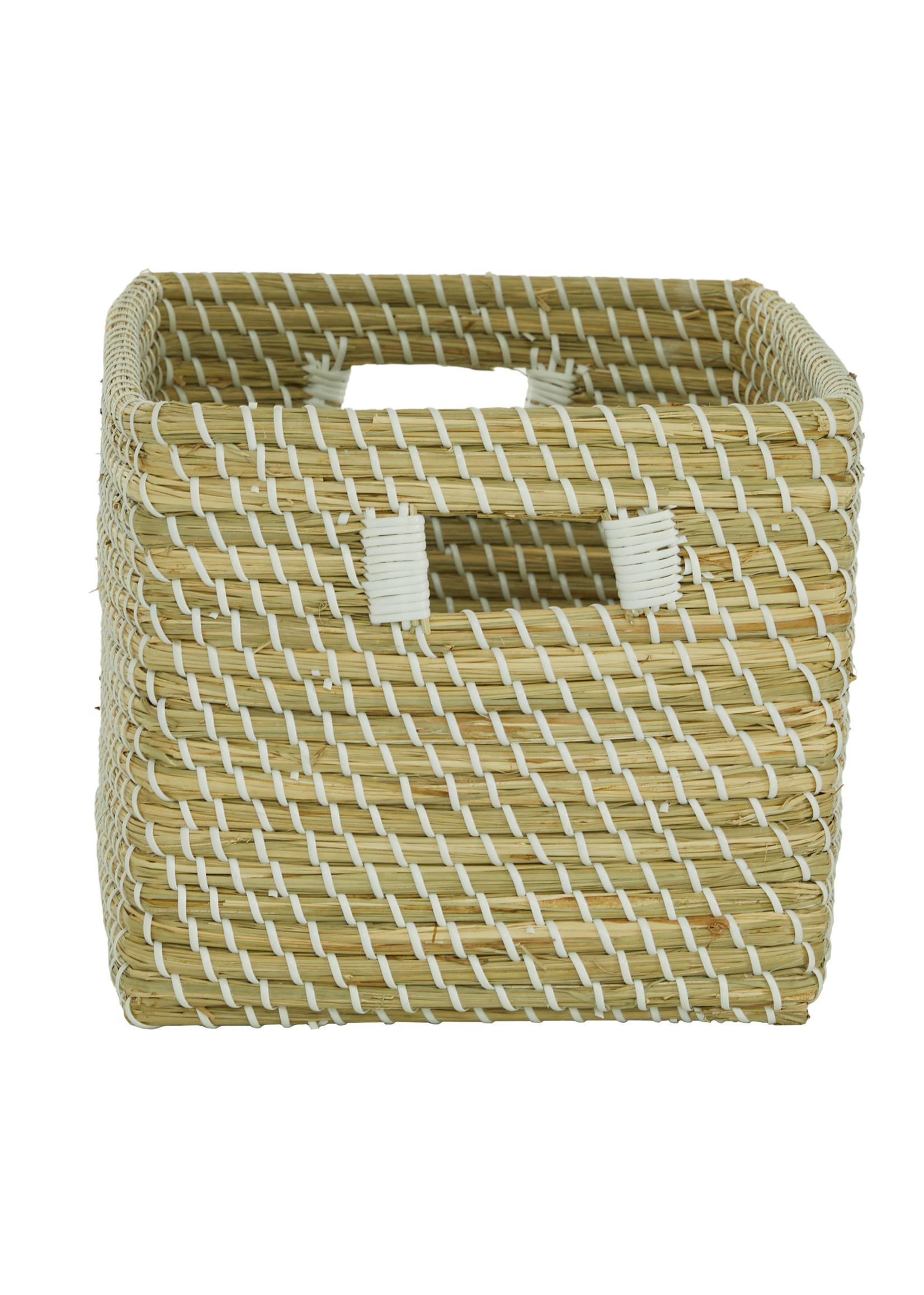 UMA Enterprises UMA Seagrass Basket Rect