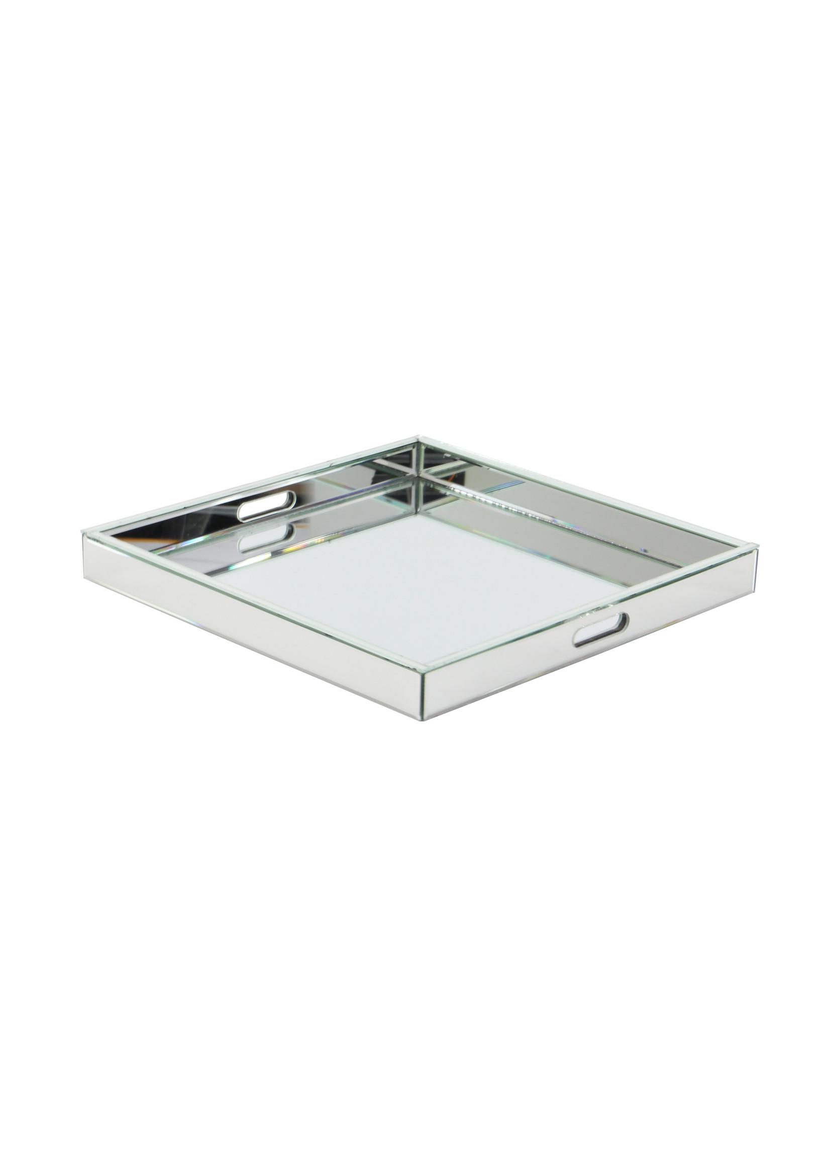 UMA Enterprises Wood Mirror Tray