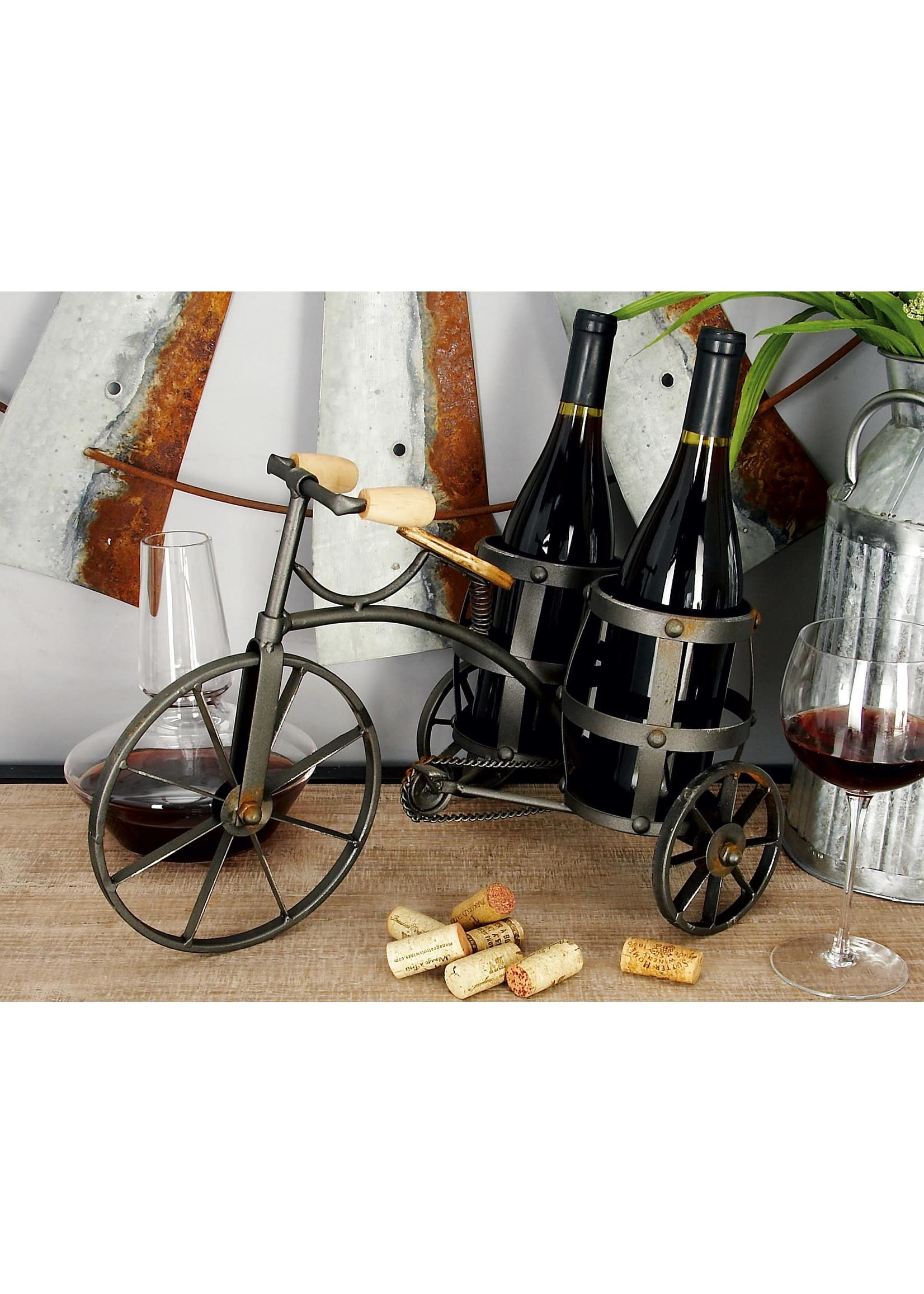 UMA Enterprises Metal Wine Holder