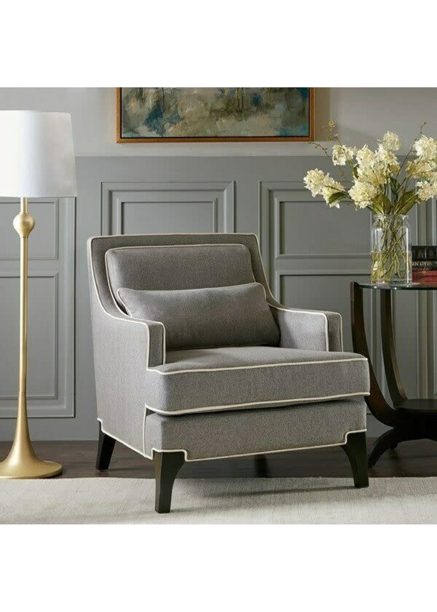 Olliix OLLIIX Collin Arm Chair Grey Black