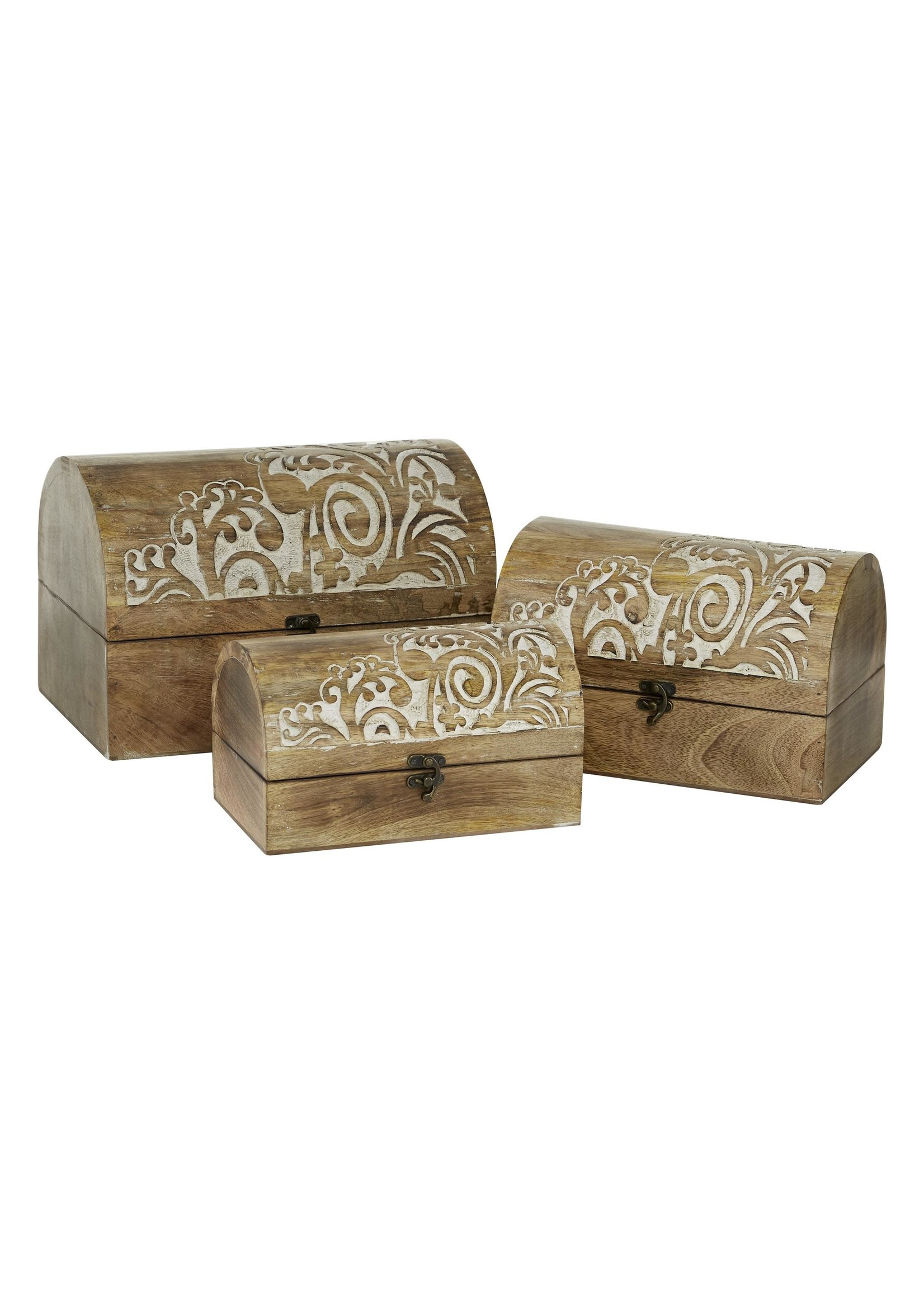 UMA Enterprises UMA Wood Box Set of 3