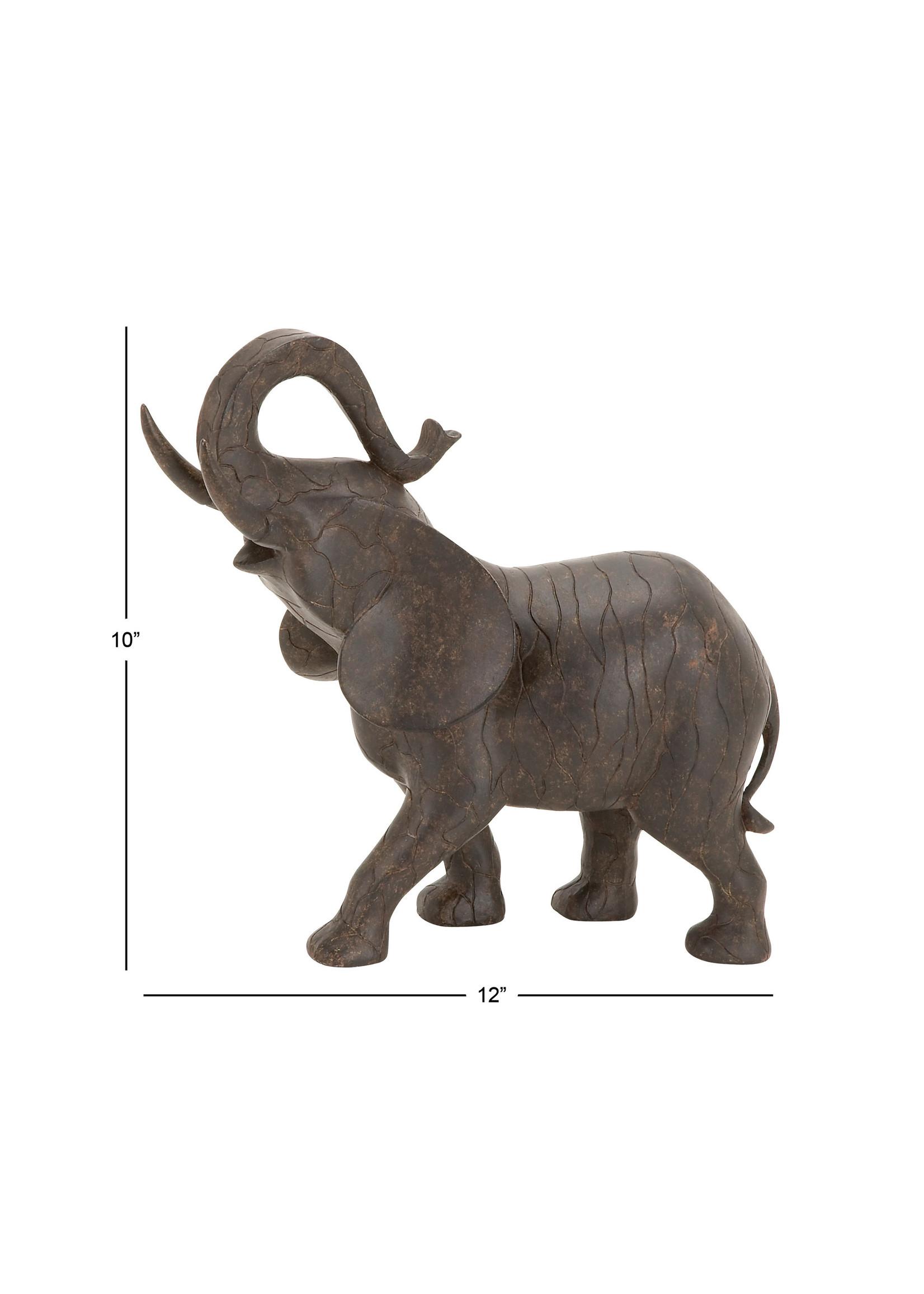 """UMA Enterprises Elephant 12""""W 10""""H"""