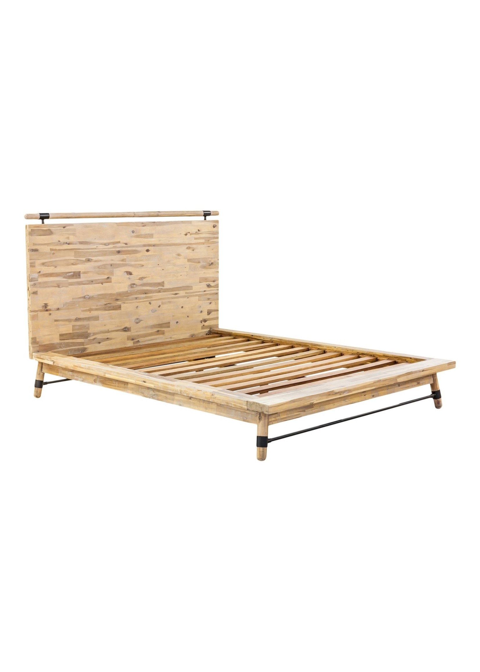 Moes Home Collection Hudson King Bed by MOES