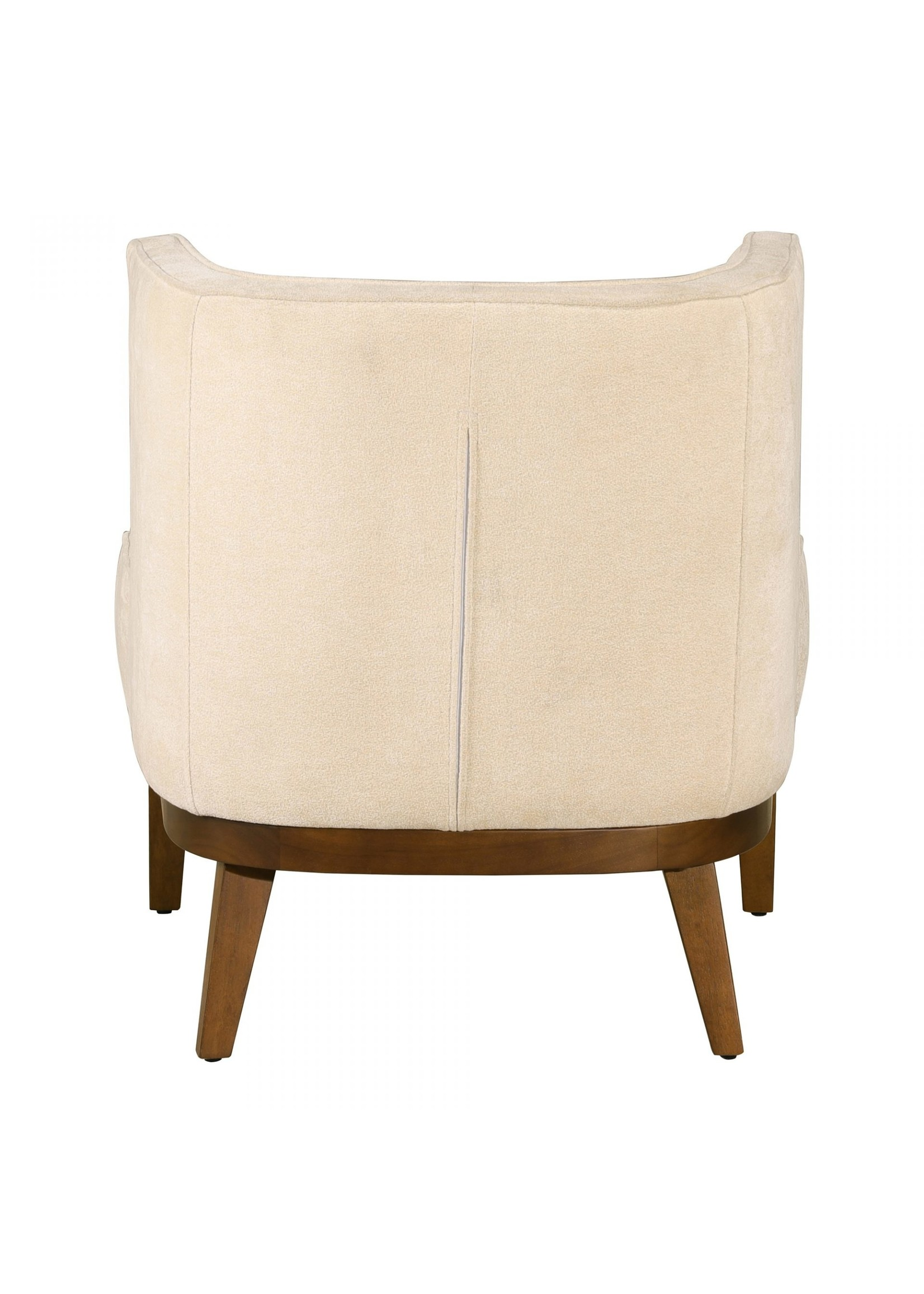 Moes Home Collection Daniel Chair Beige by MOES