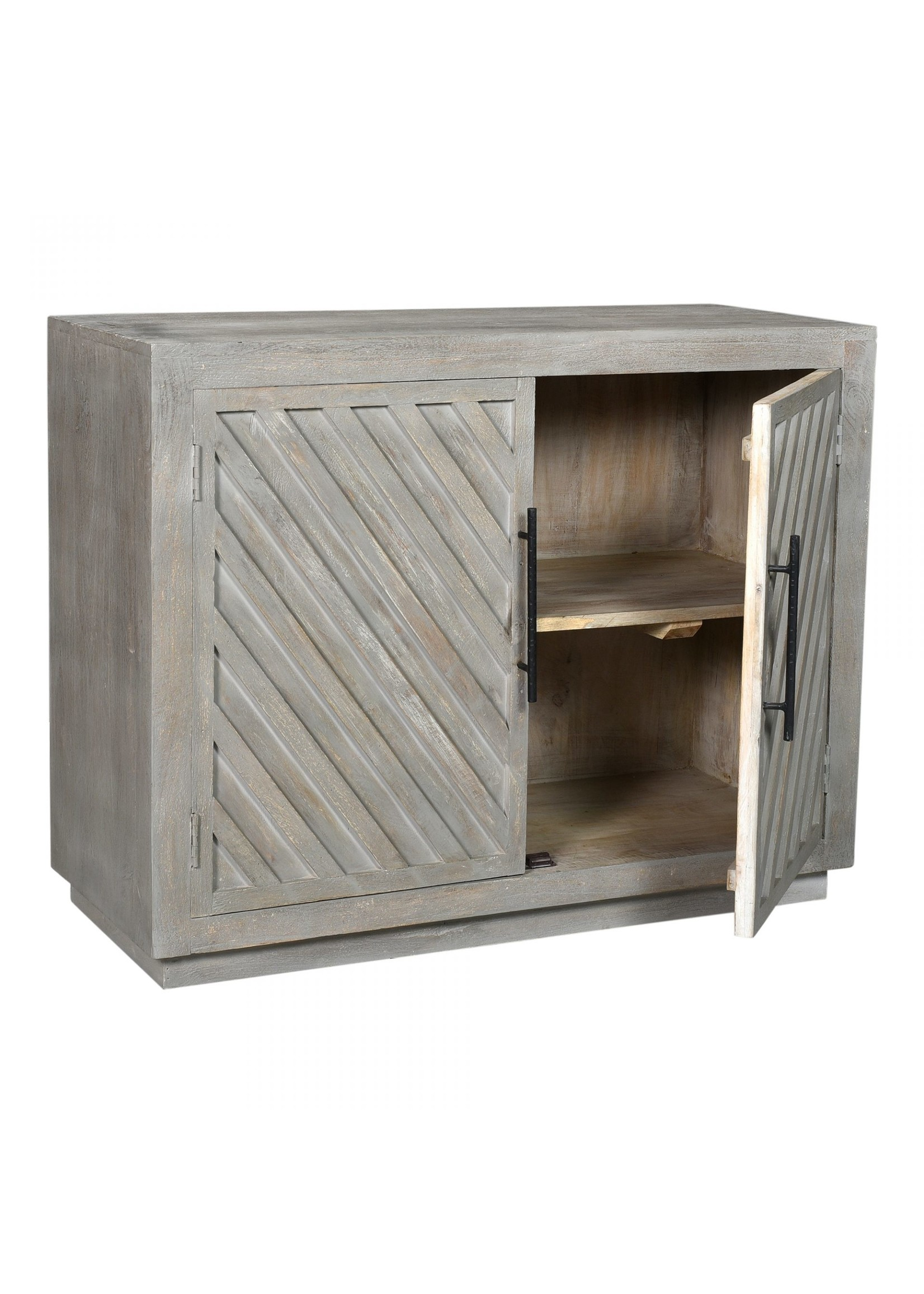 Moes Home Collection Columbus Two Door Sideboard by MOES
