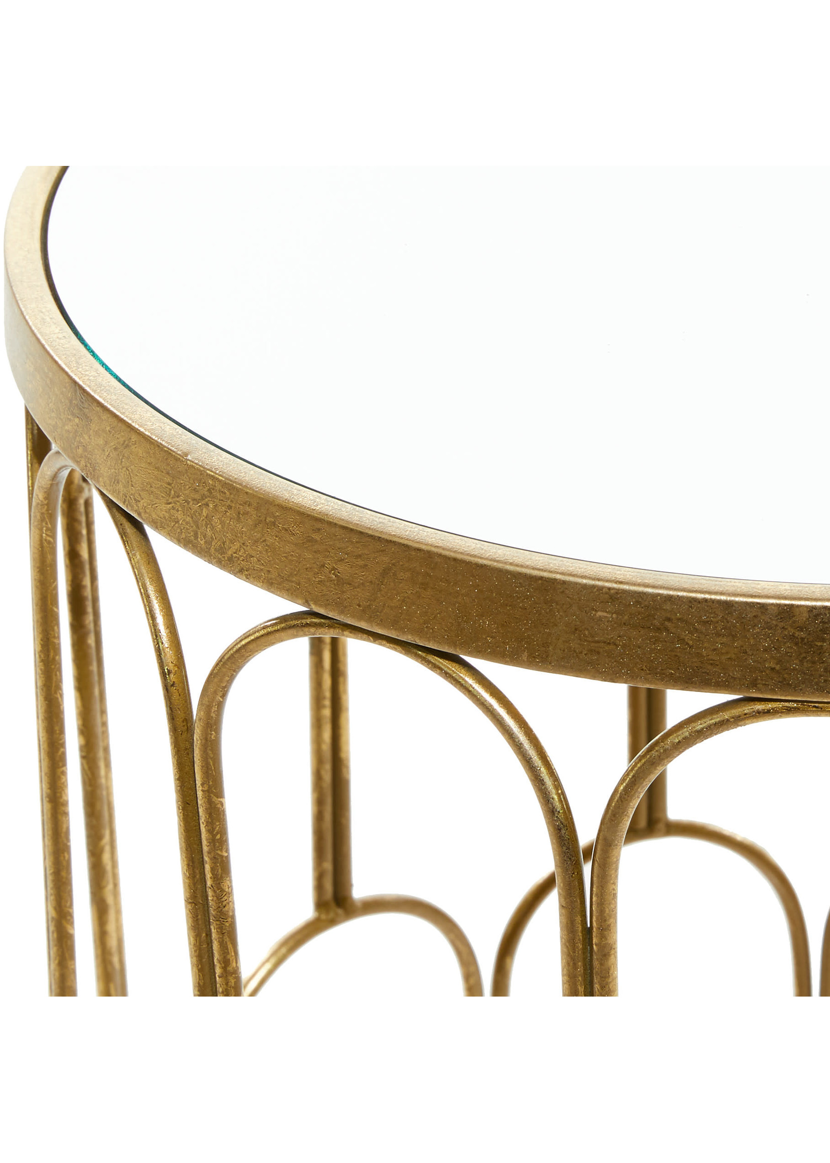 UMA Enterprises Accent Table Large