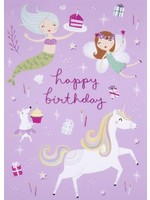 Design Design Fantastical Birthday Card