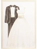 Design Design Tuxedo and Bridal Gown Card