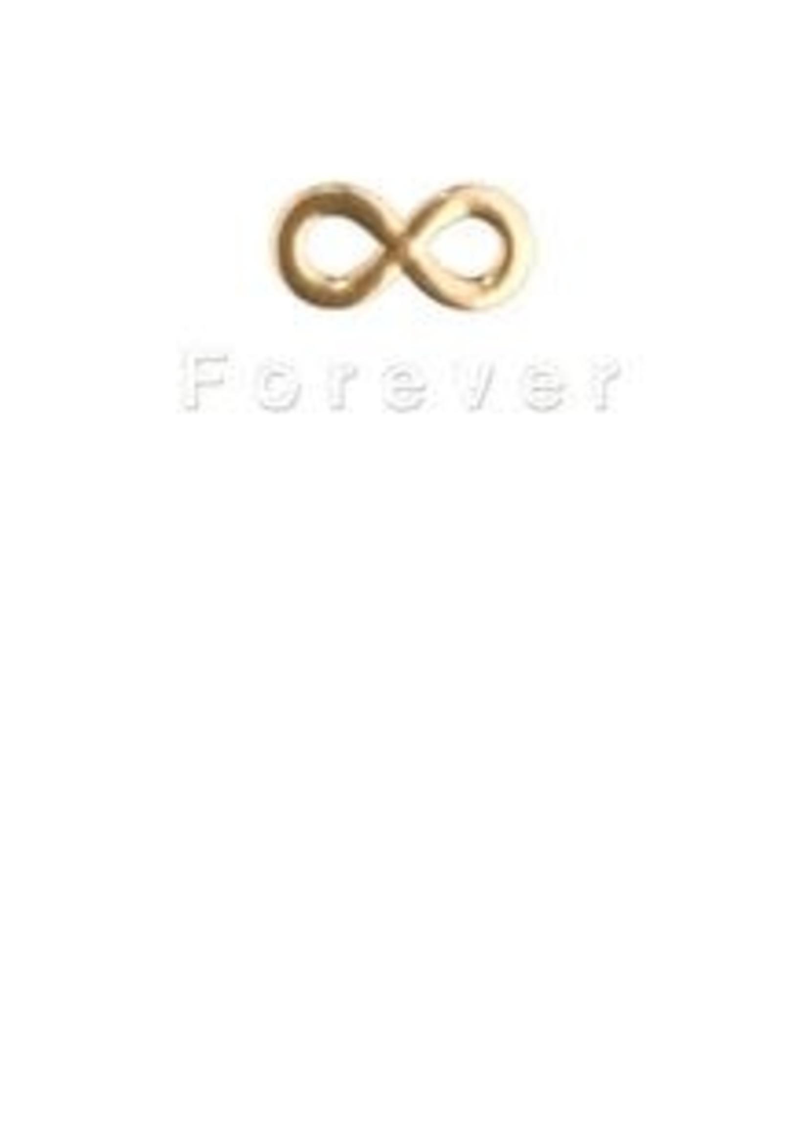 Design Design Infinity Symbol Card - Wedding