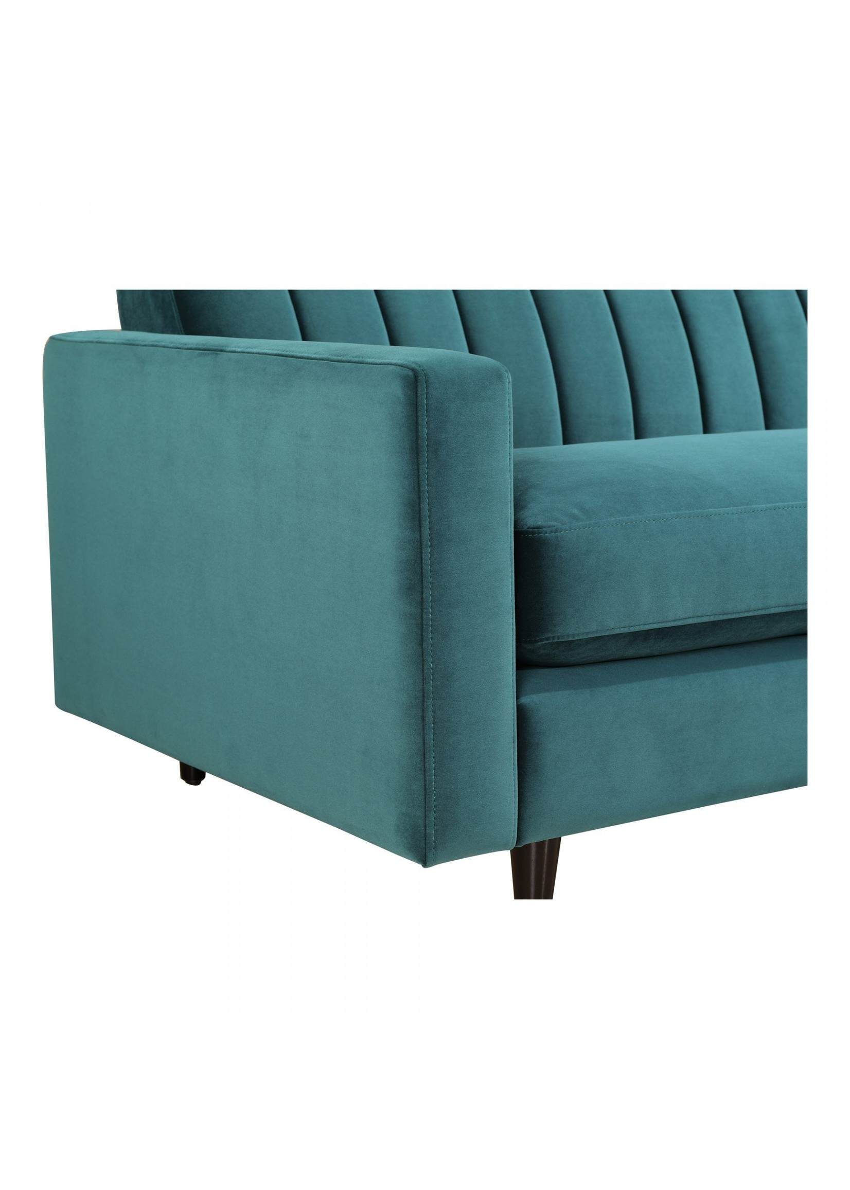 Moes Home Collection Primavera Sofa Green by MOES