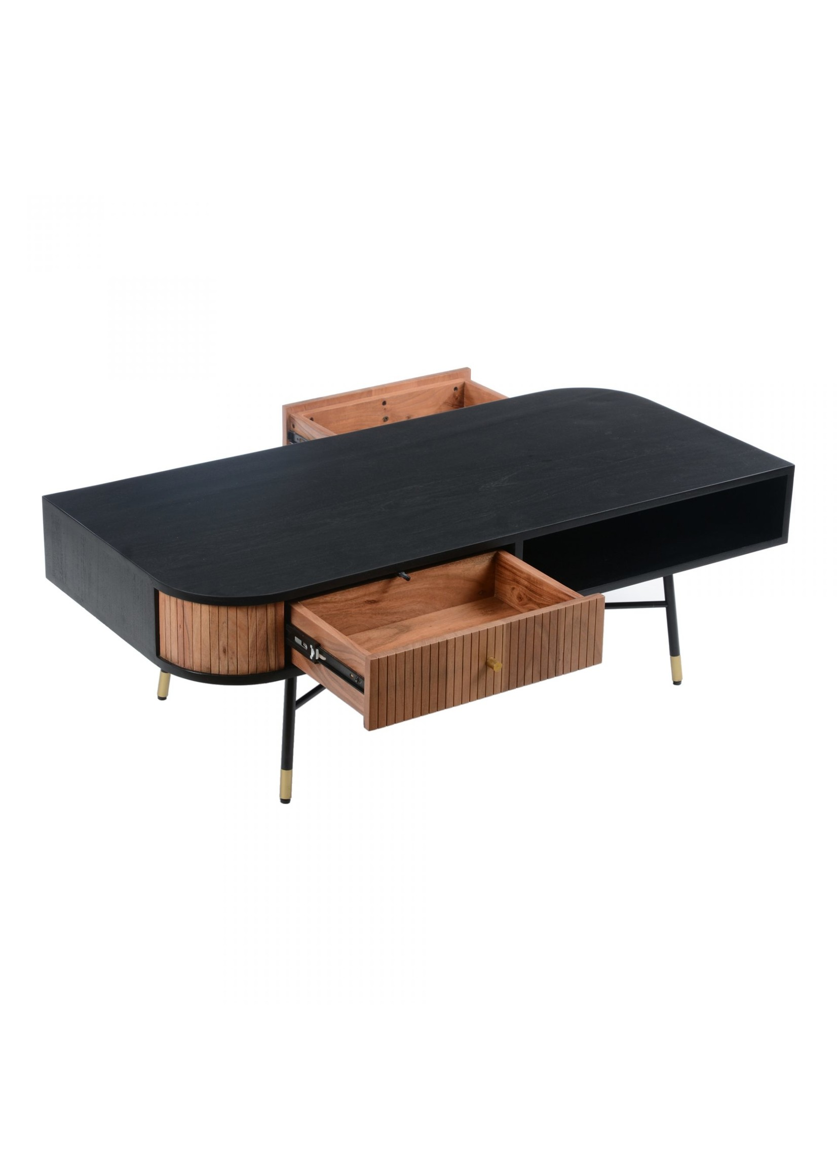 Moes Home Collection Bezier Coffee Table by MOES