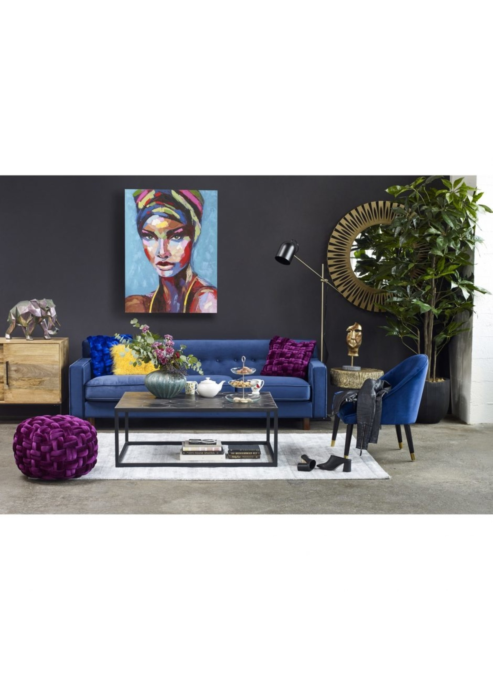 Moes Home Collection Aurora Wall Decor by MOES