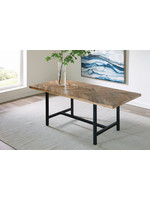 Coaster Furniture Dining Table Natural Mango by COASTER