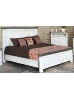 International Furniture Direct IFD King Bed