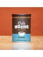 Fireside Coffee Cafe Mocha Carmel