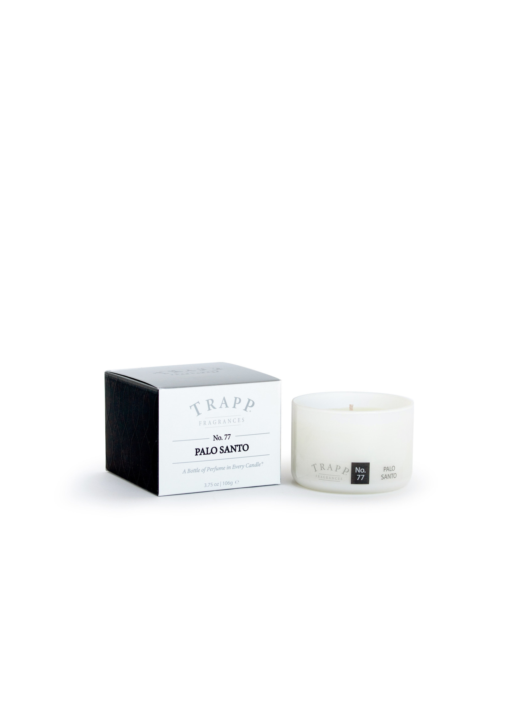Trapp Candles Ambiance Collection - No. 77 Palo Santo - 3.75 oz. Poured Candle