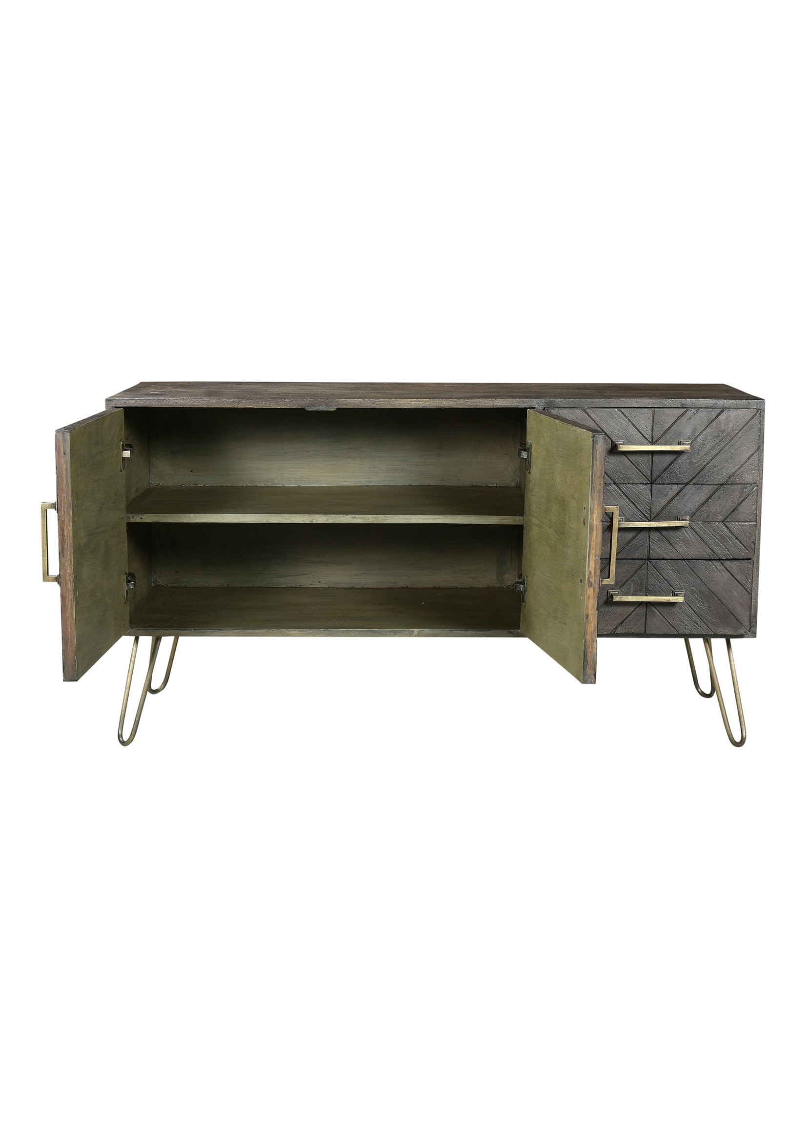 Moes Home Collection Champlain Sideboard by MOES