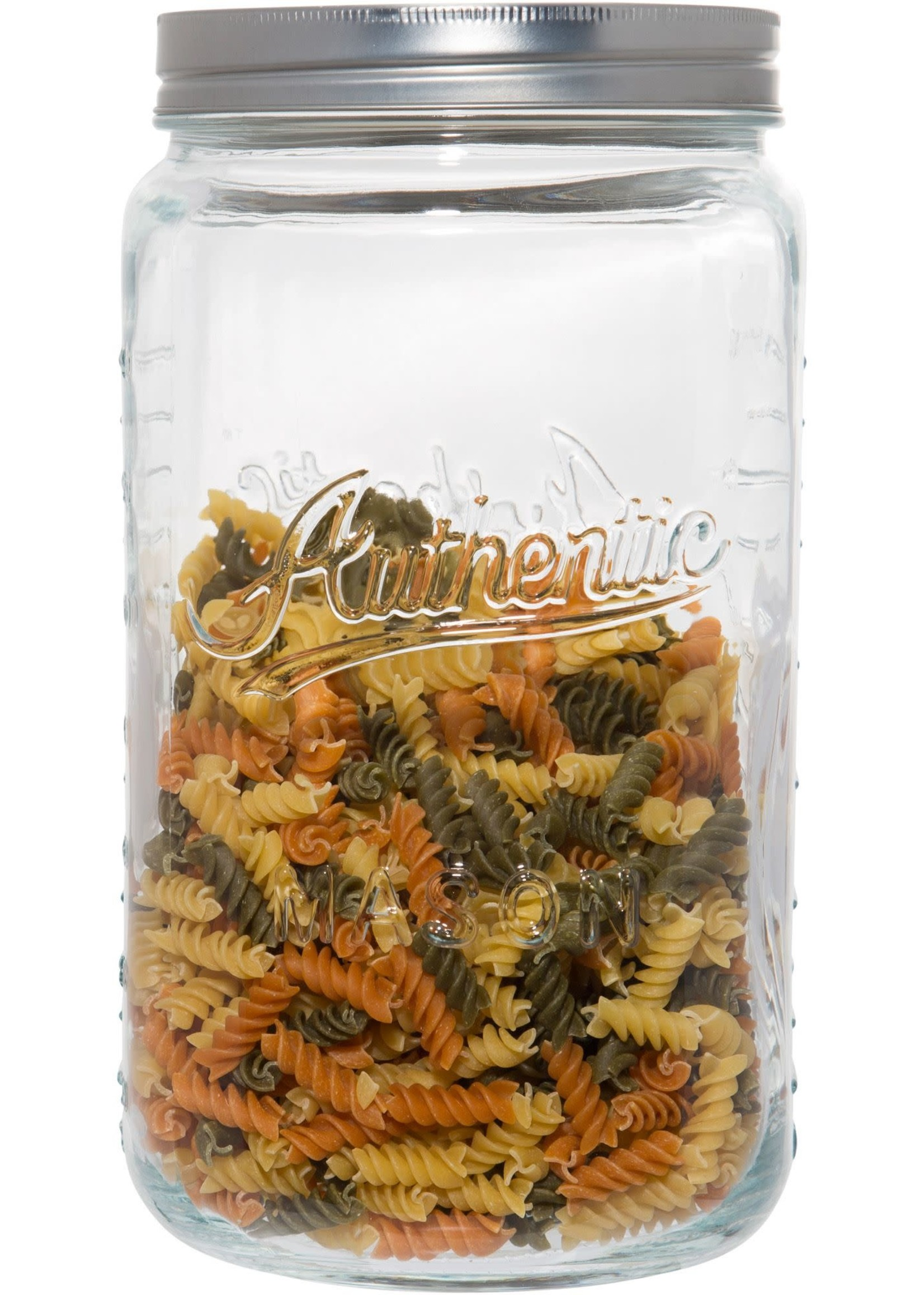 Home Essentials Authentic Mason 169 oz Canister
