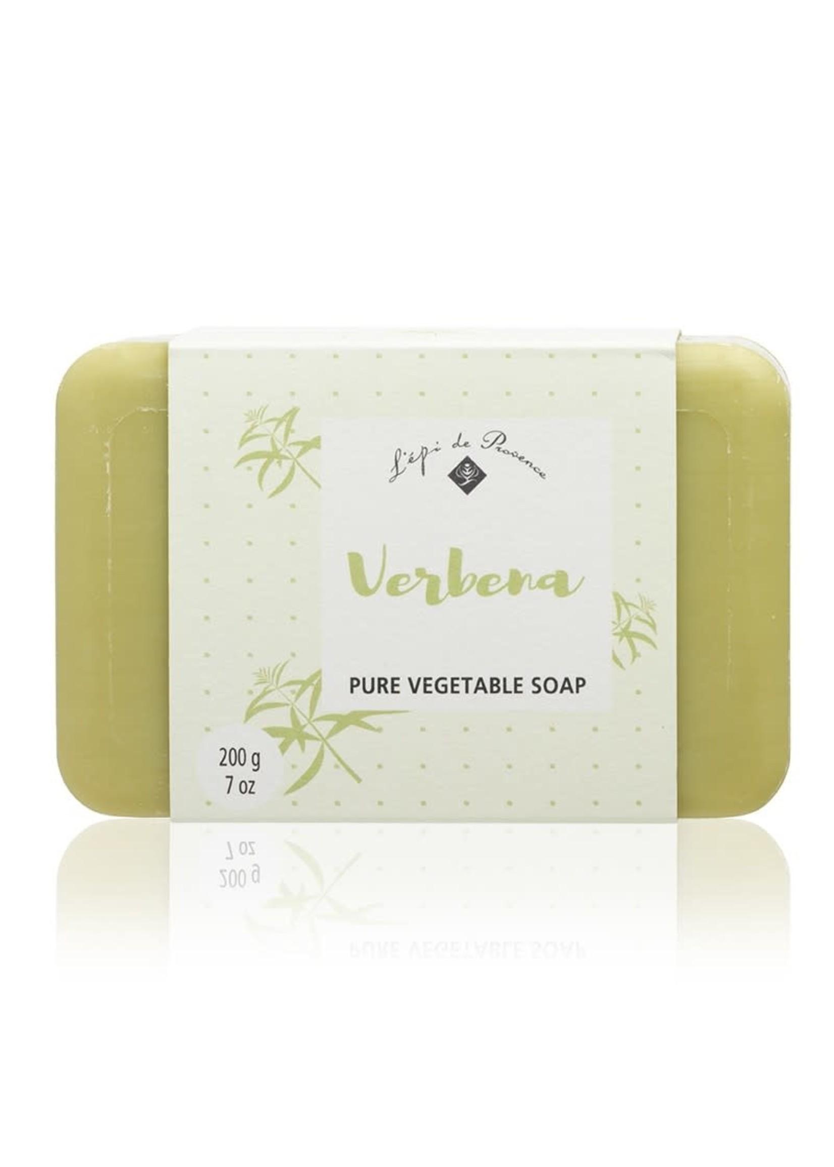Echo France Soap Verbena Soap 200g Soap