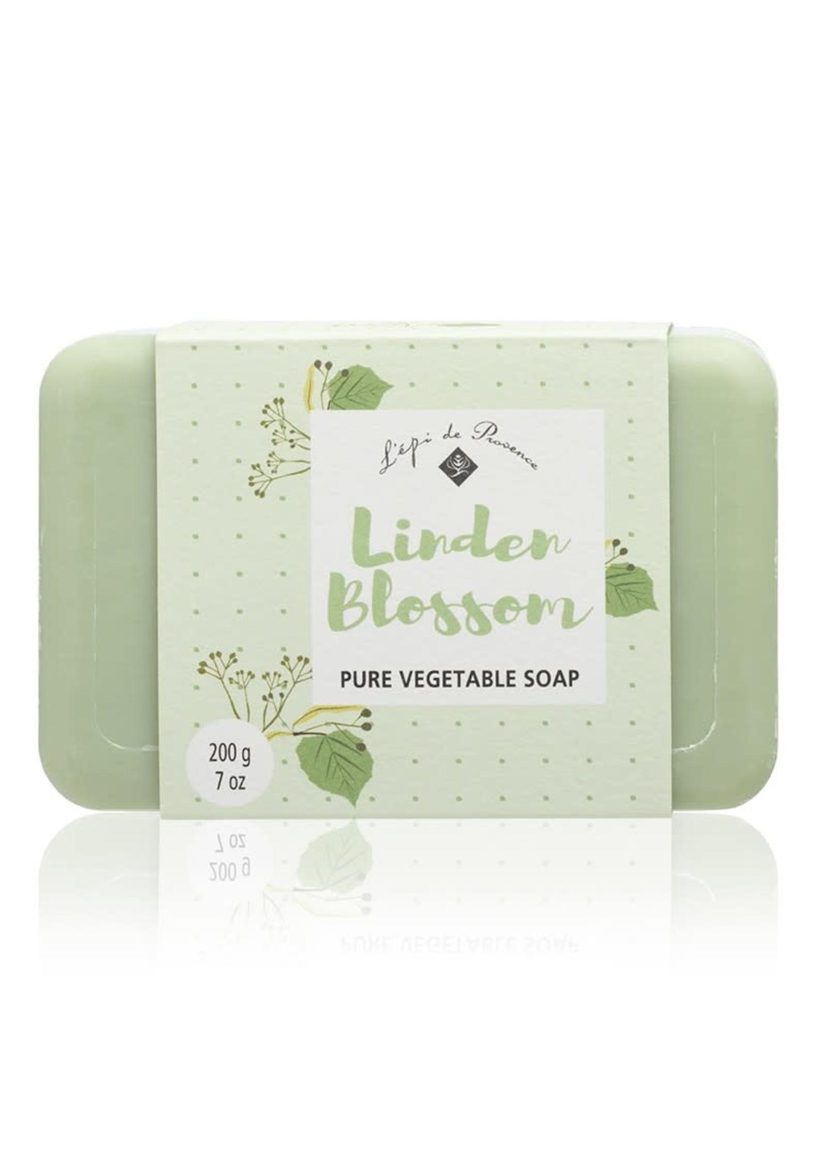 Echo France Soap Linden Blossom 200g Soap