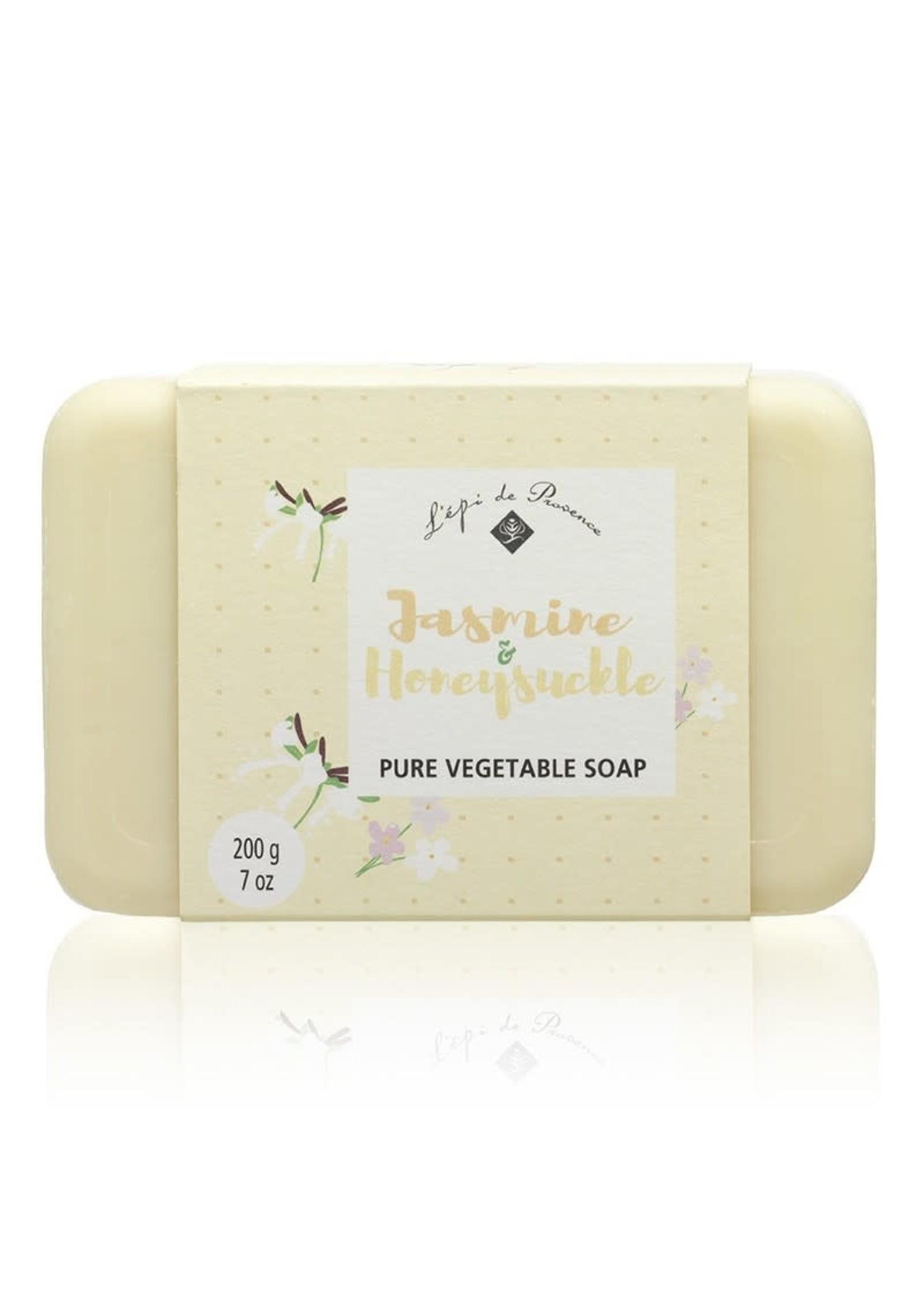 Echo France Soap Jasmine & Honesuckle 200g Soap