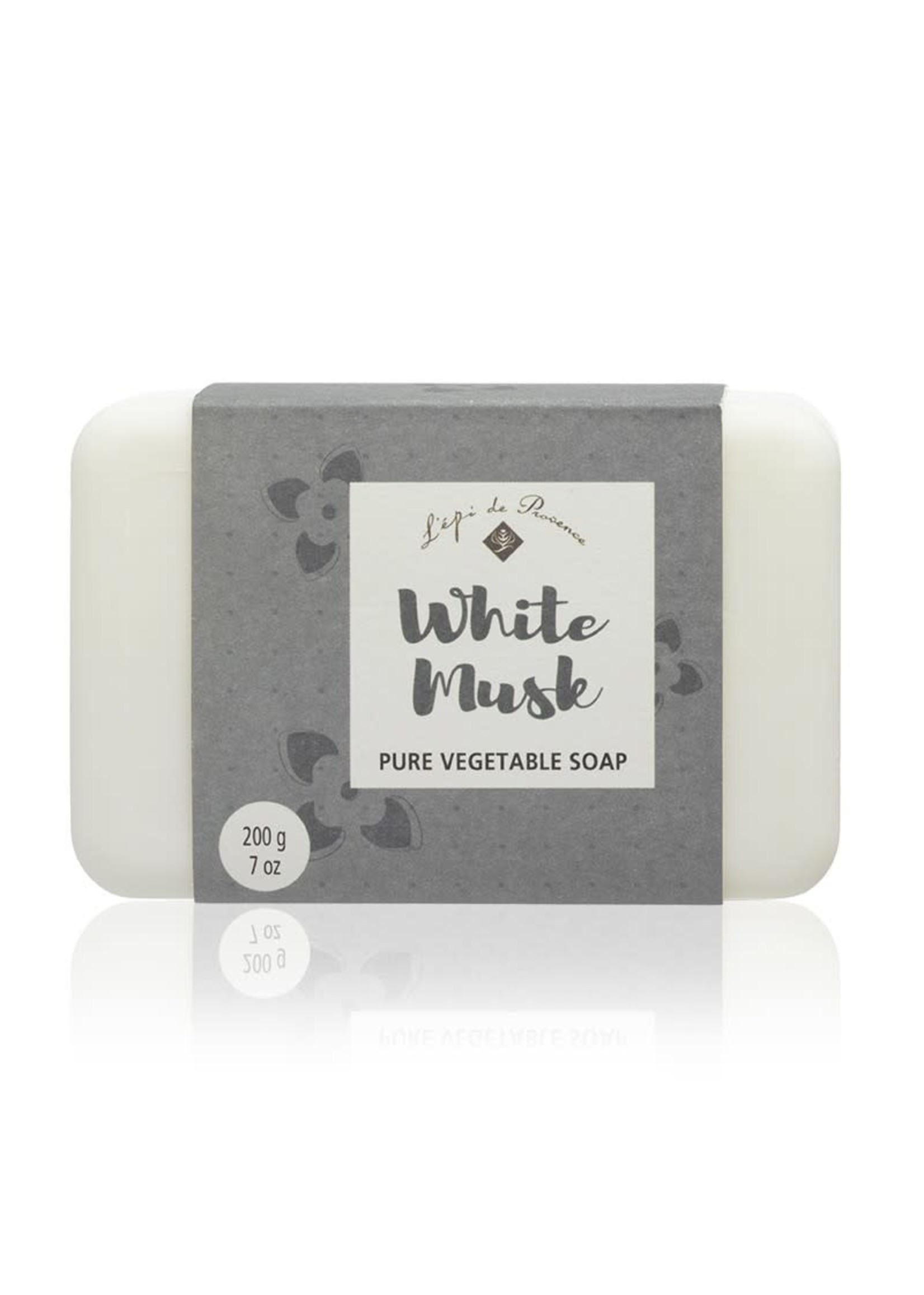 Echo France Soap White Musk 200g Soap