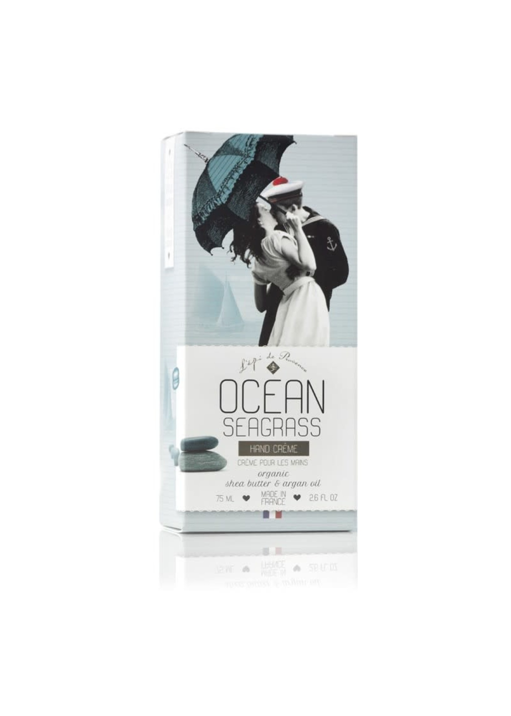 Echo France Soap Ocean Seagrass 75ml Hand Cream