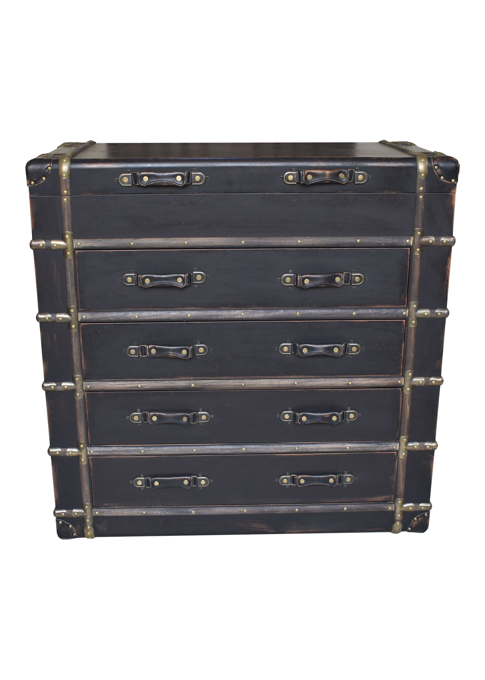 Moes Home Collection Davy Jones Chest by MOES