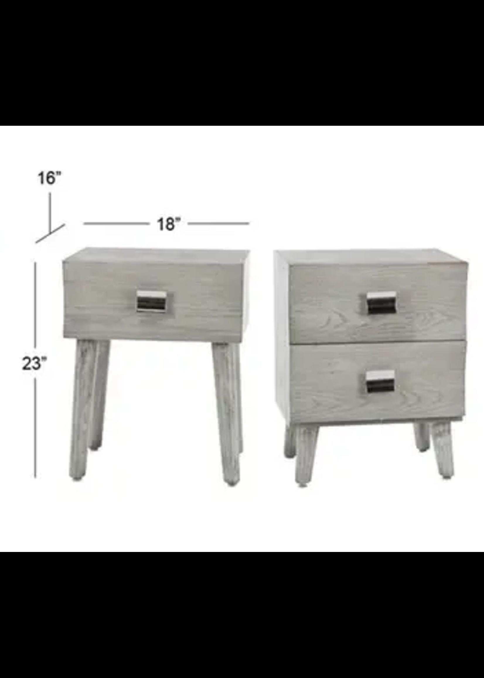 UMA Enterprises UMA 1 Drawer Side Table