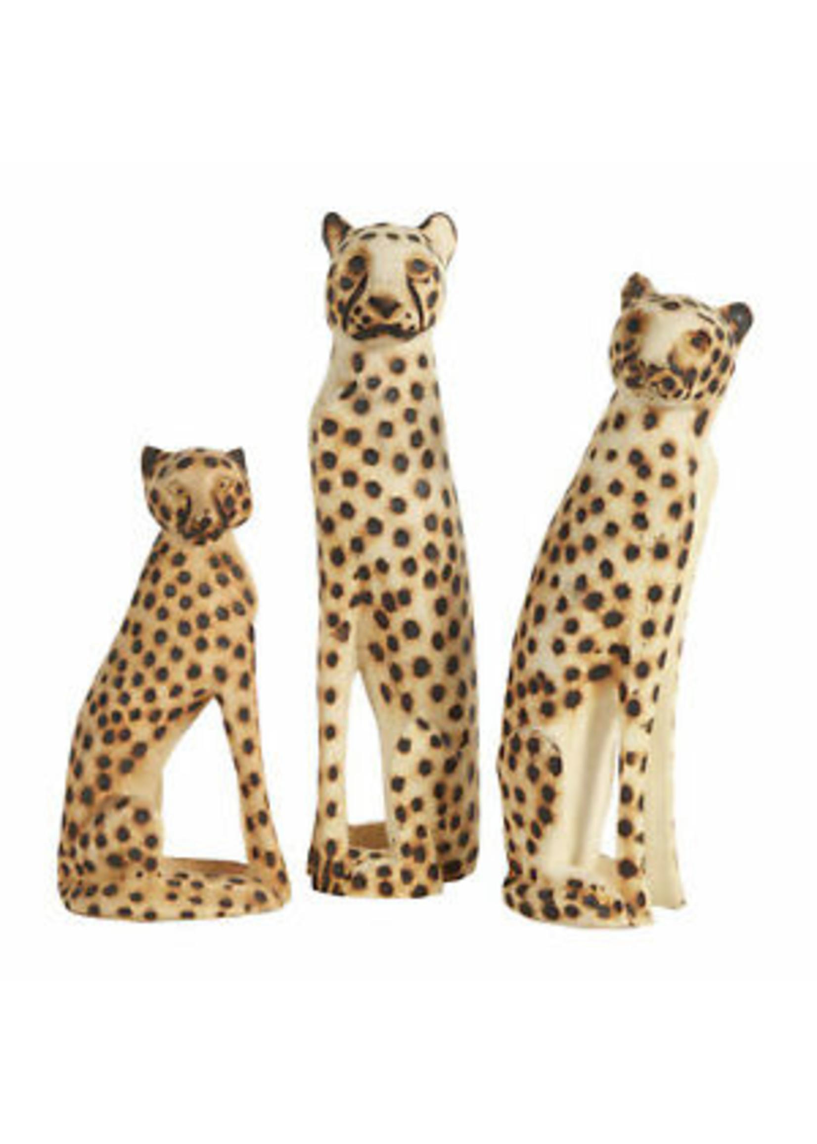 UMA Enterprises Wood Cheetah Set/3