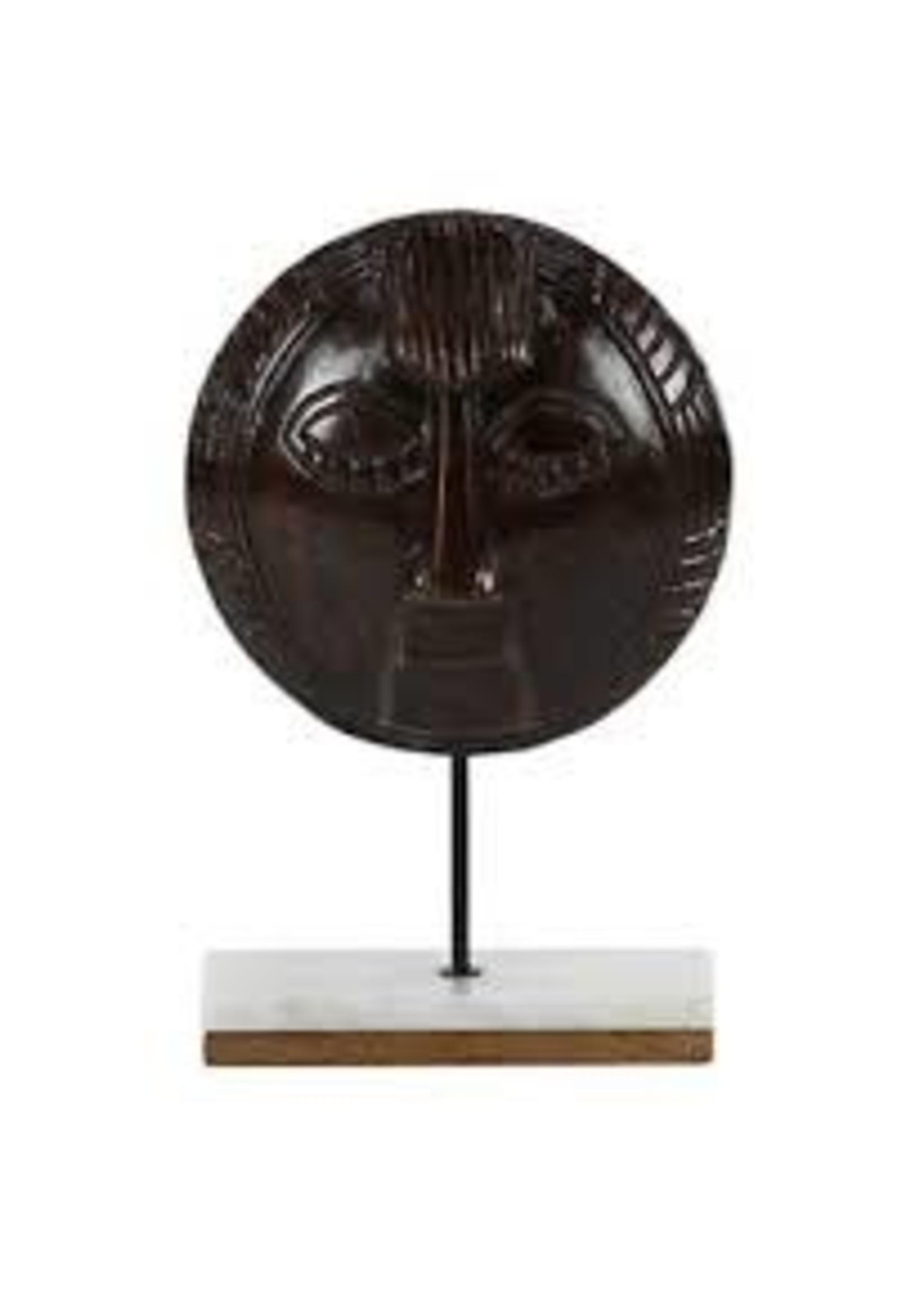 "UMA Enterprises Mask Sculpture 15"""