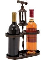 UMA Enterprises Corkscrew Wine Holder