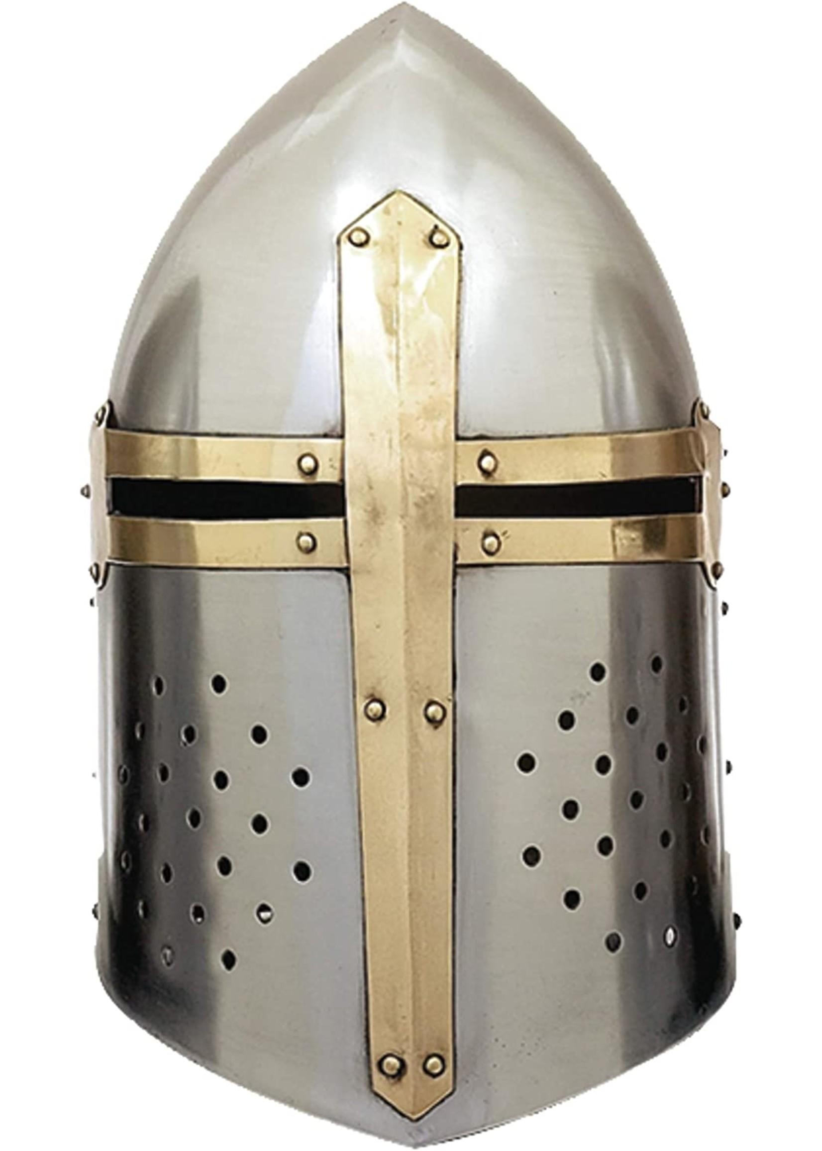 UMA Enterprises Metal Crusader Helmet