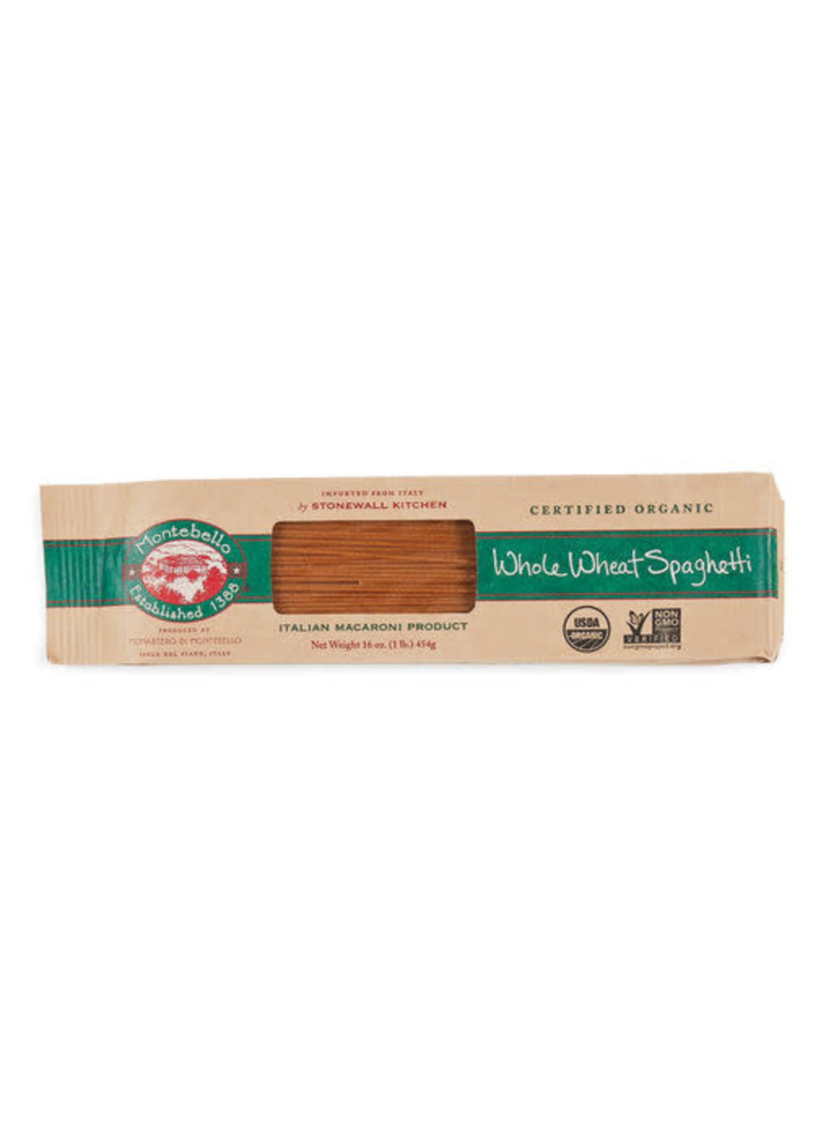 Stonewall Kitchen Whole Wheat Spaghetti 16oz
