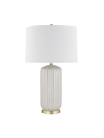 "Sagebrook Home Column Table Lamp 29"""
