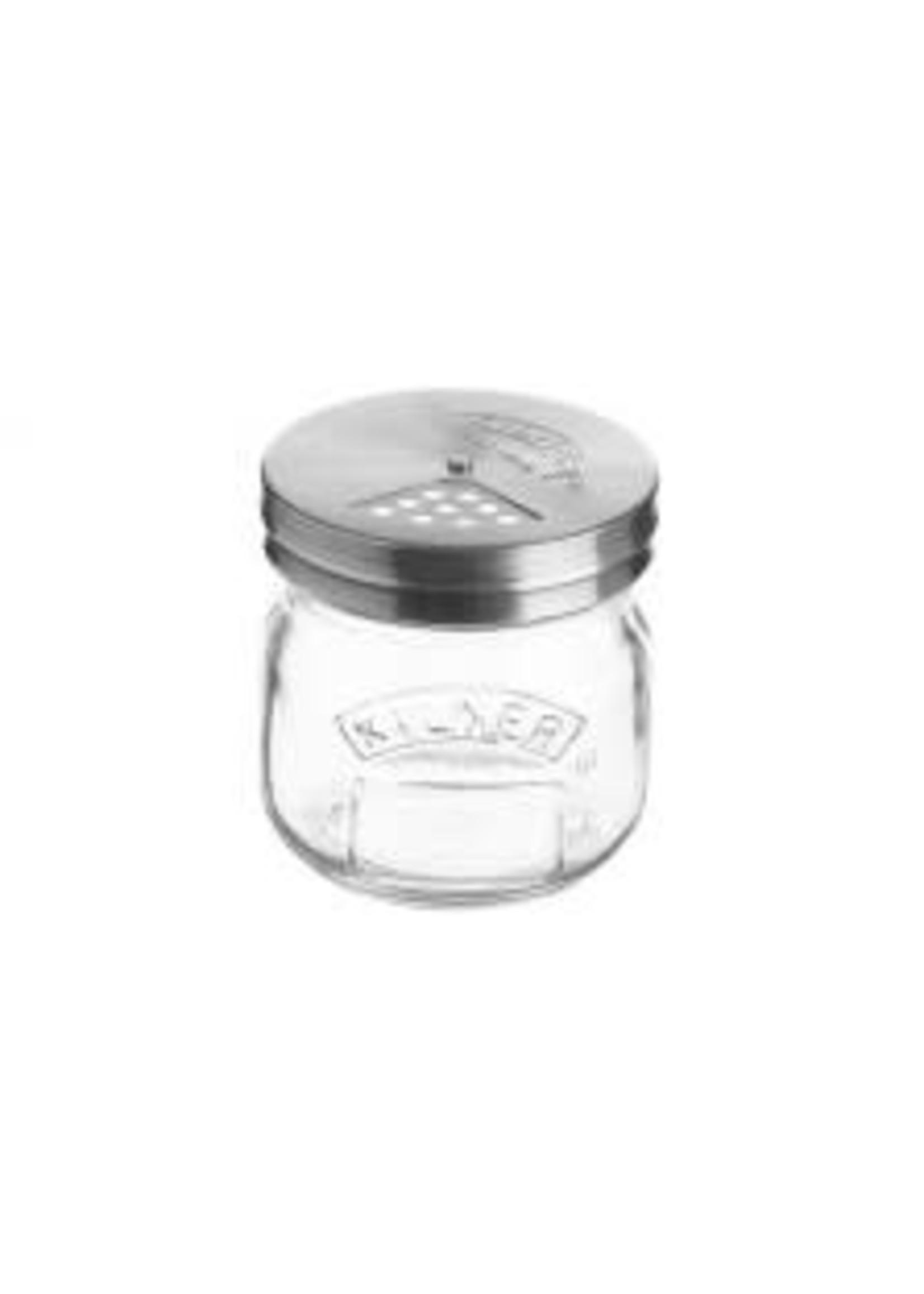 Typhoone Storage jar and shaker lid