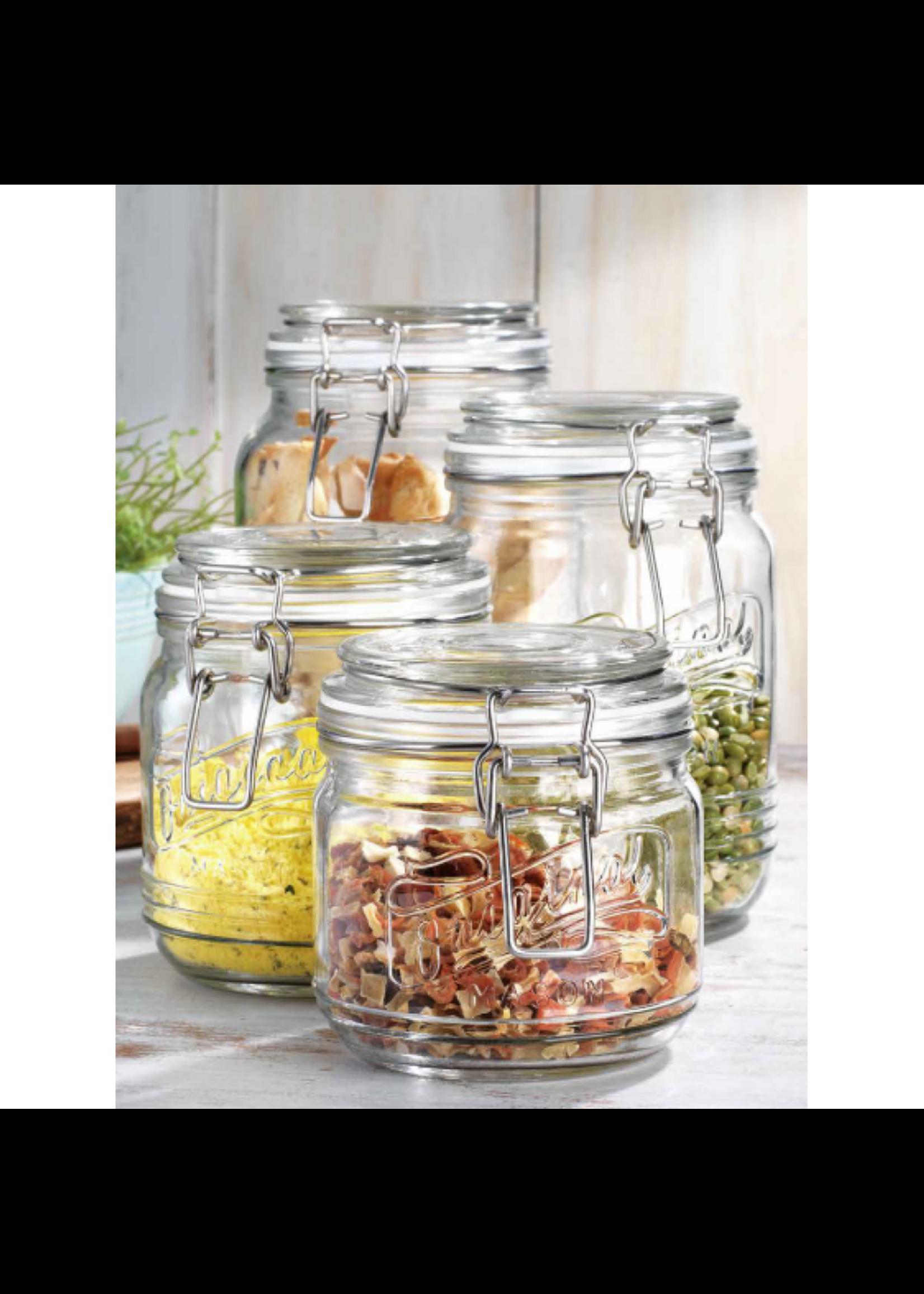 Home Essentials Mason Jar 4 piece Cannister