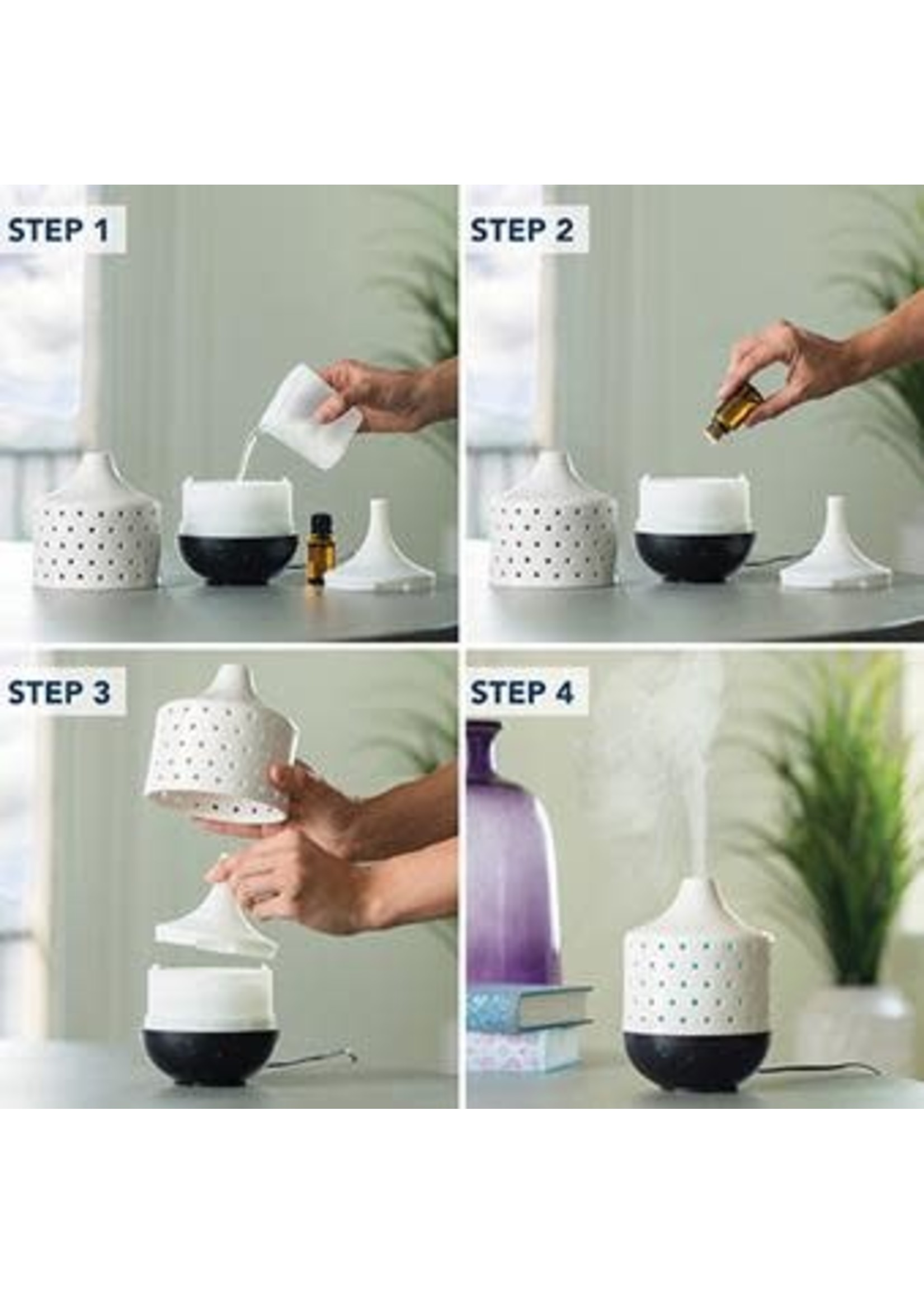 Candles Warmers Etc Essential Oil Diffuser Chelsea