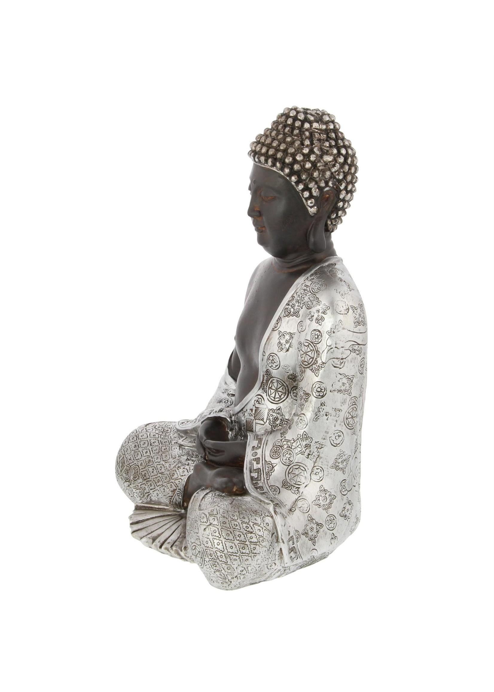 """UMA Enterprises UMA PS Buddha 11""""H 9""""W"""