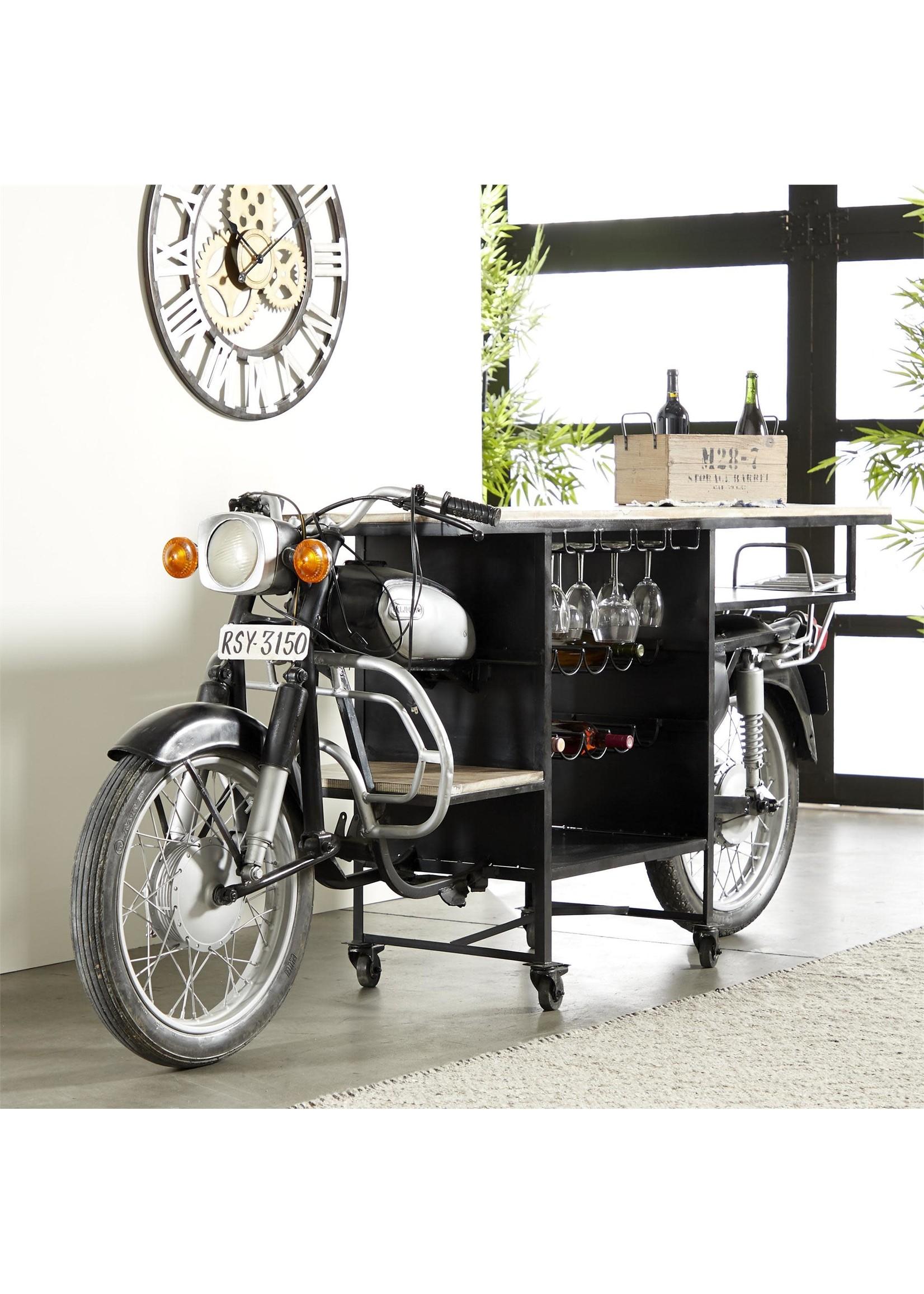 UMA Enterprises UMA Iron Wd Motorbike Bar
