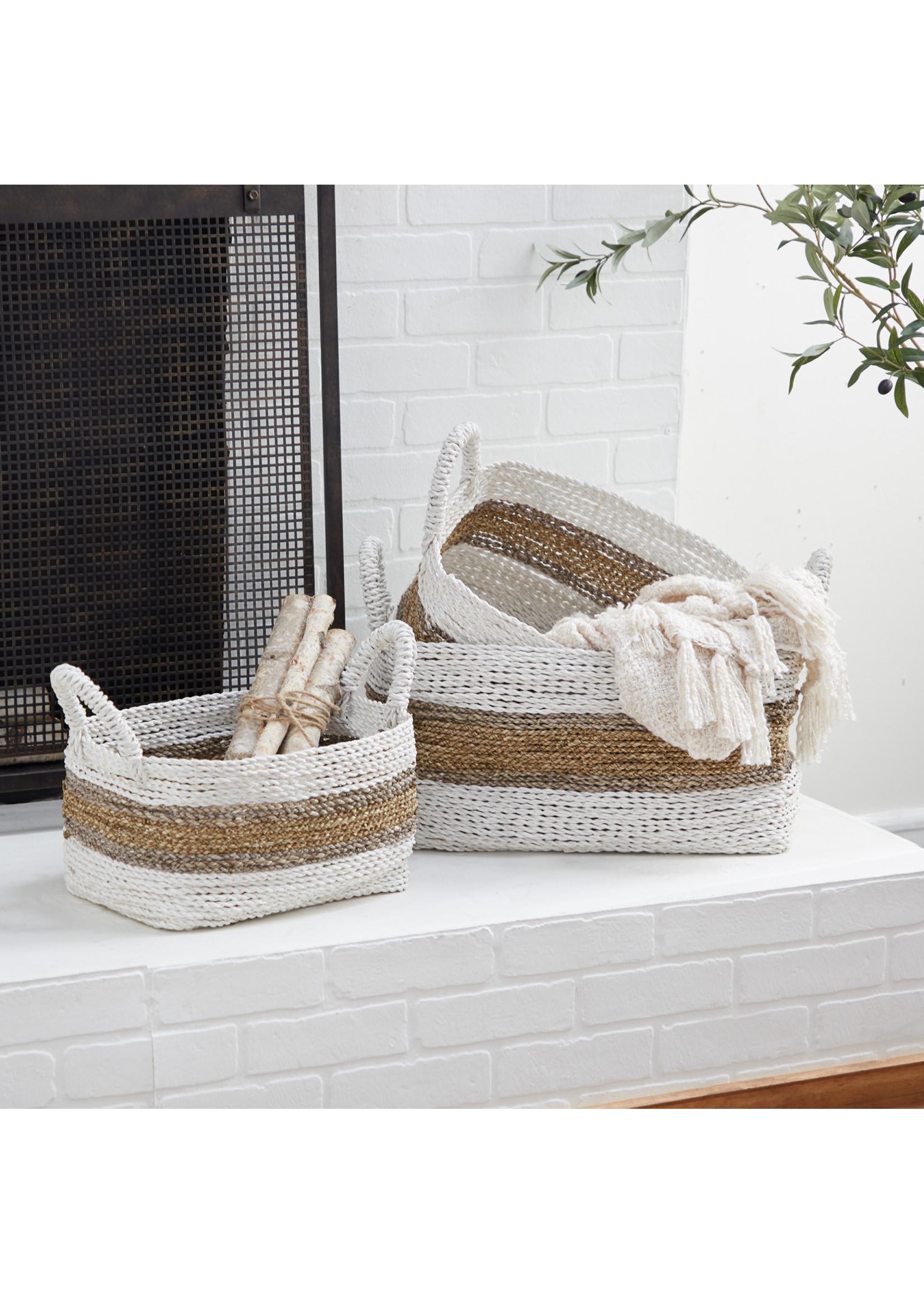UMA Enterprises UMA Seagrass Basket S/3