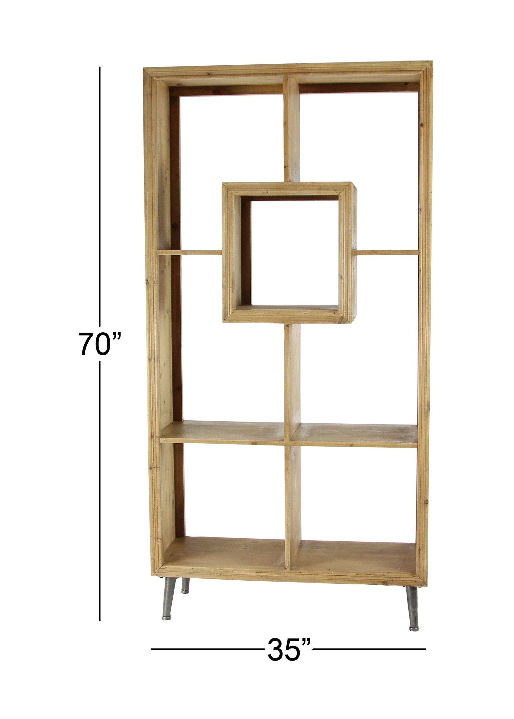"""UMA Enterprises UMA INC Wood Shelf 70"""""""