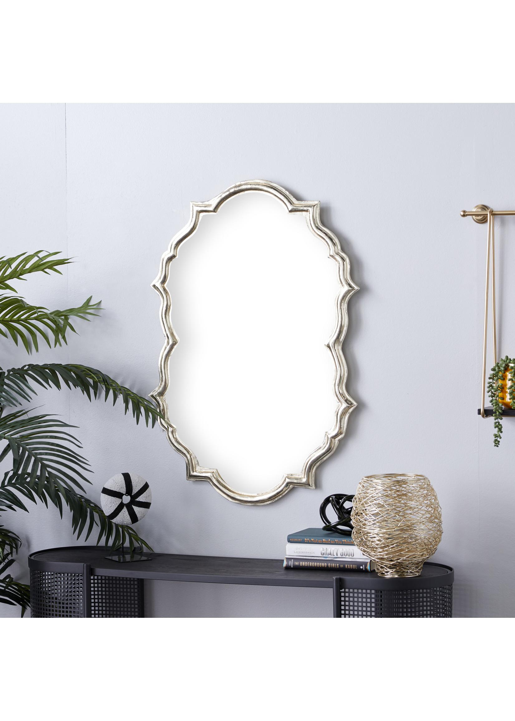 UMA Enterprises UMA Alum Wall Mirror