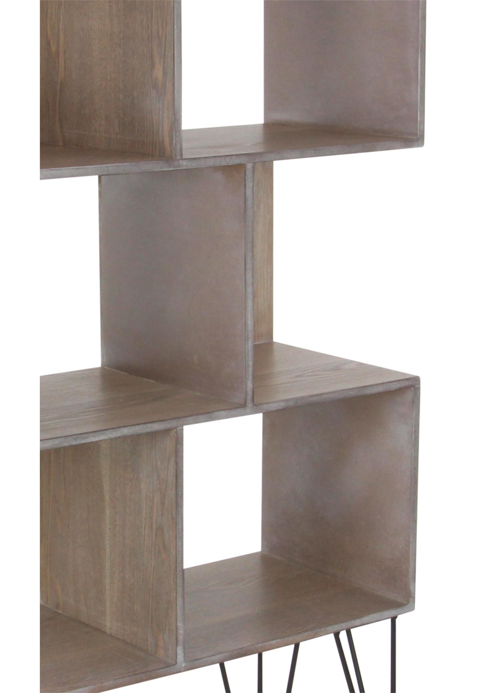 UMA Enterprises Wood Shelf