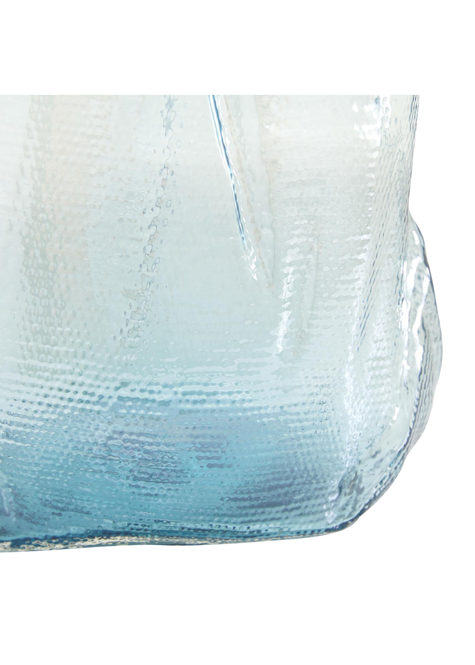 """UMA Enterprises UMA Glass Vase 10""""W 16.25""""H"""