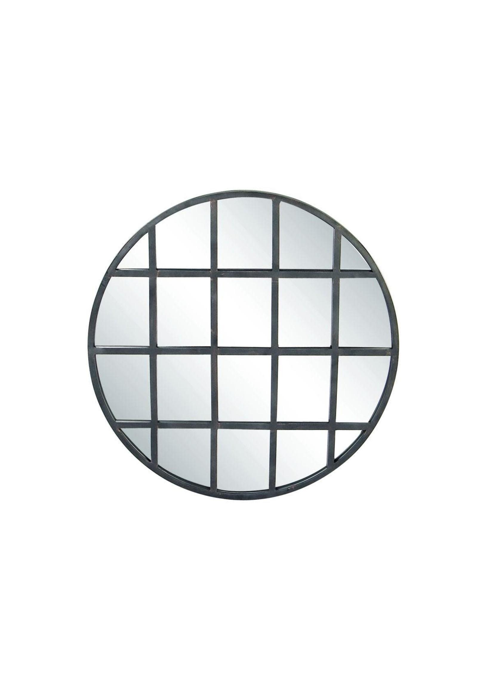 """UMA Enterprises UMA Mtl Wall Mirror 36""""D"""