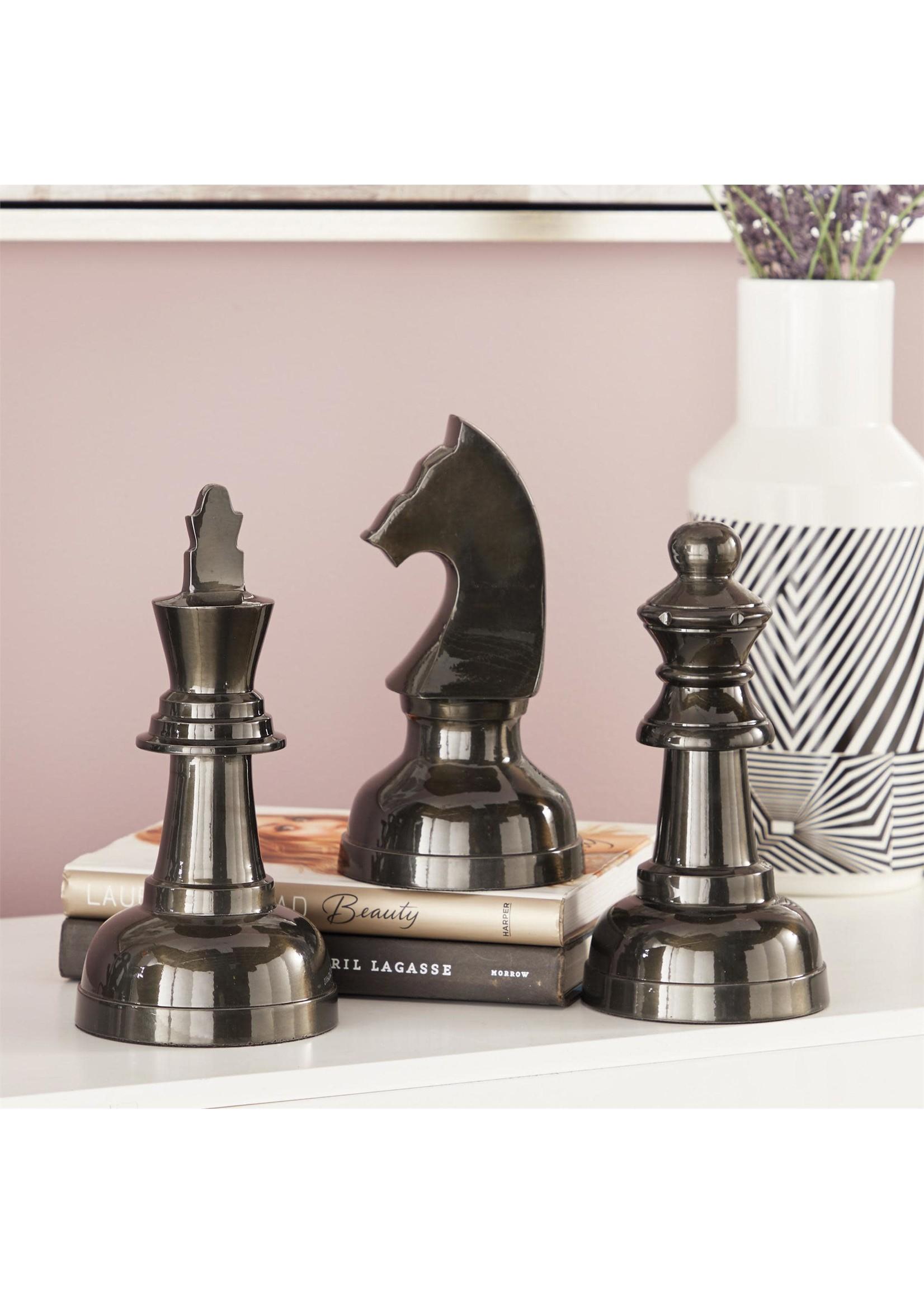 UMA Enterprises UMA Alum Chess Piece 9x10