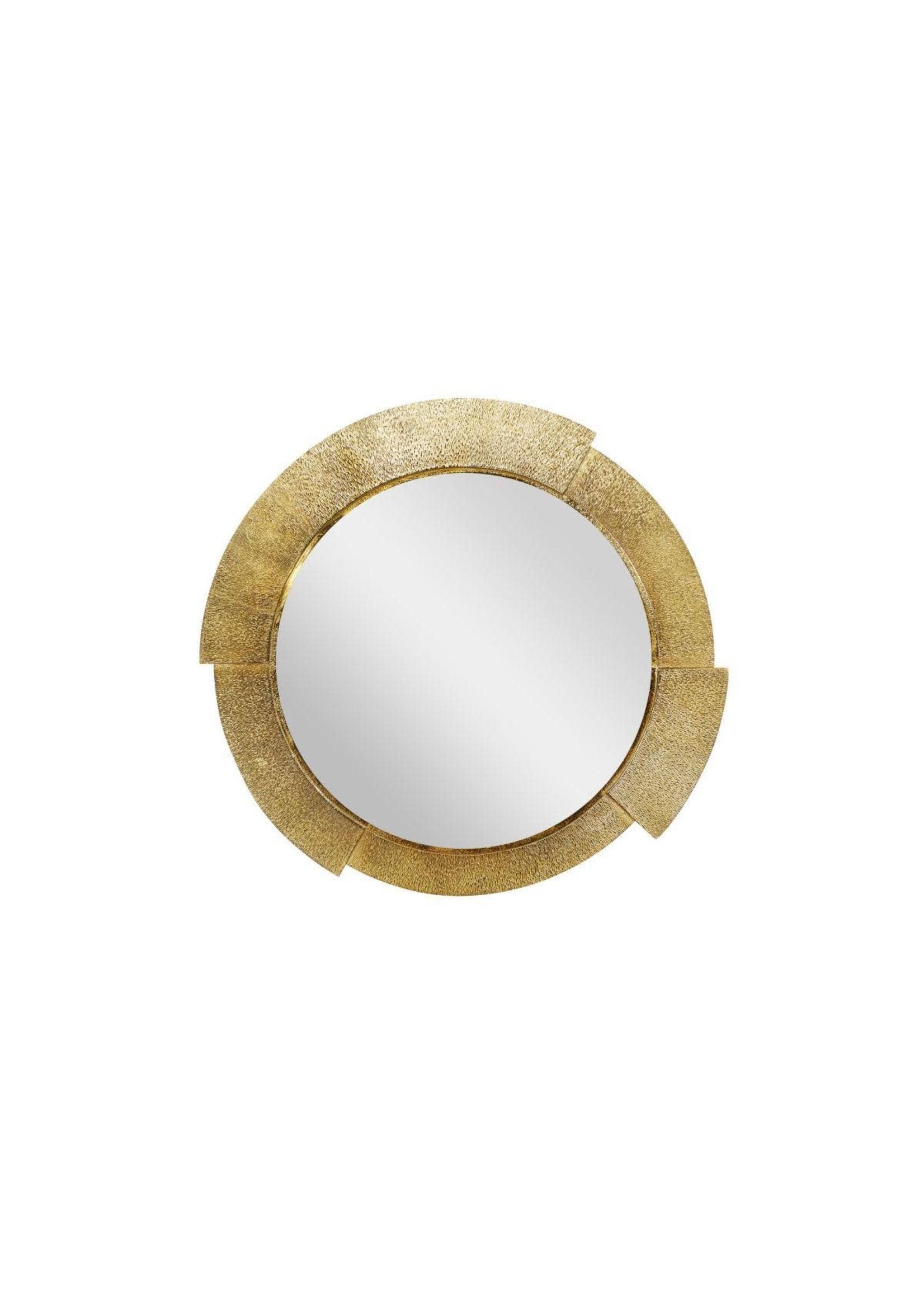 UMA Enterprises UMA Alum Wood Wall Mirror 36D