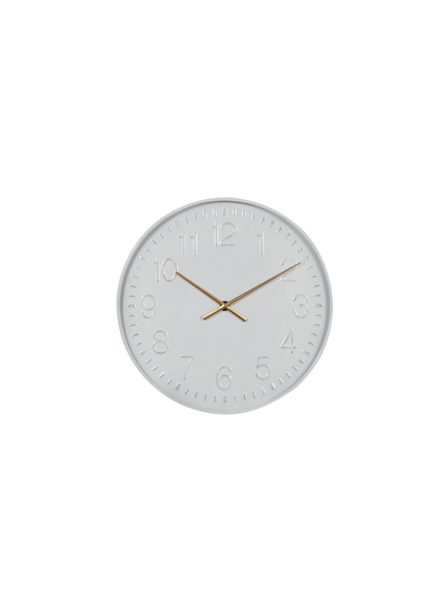 UMA Enterprises UMA Metal Wall Clock 24D